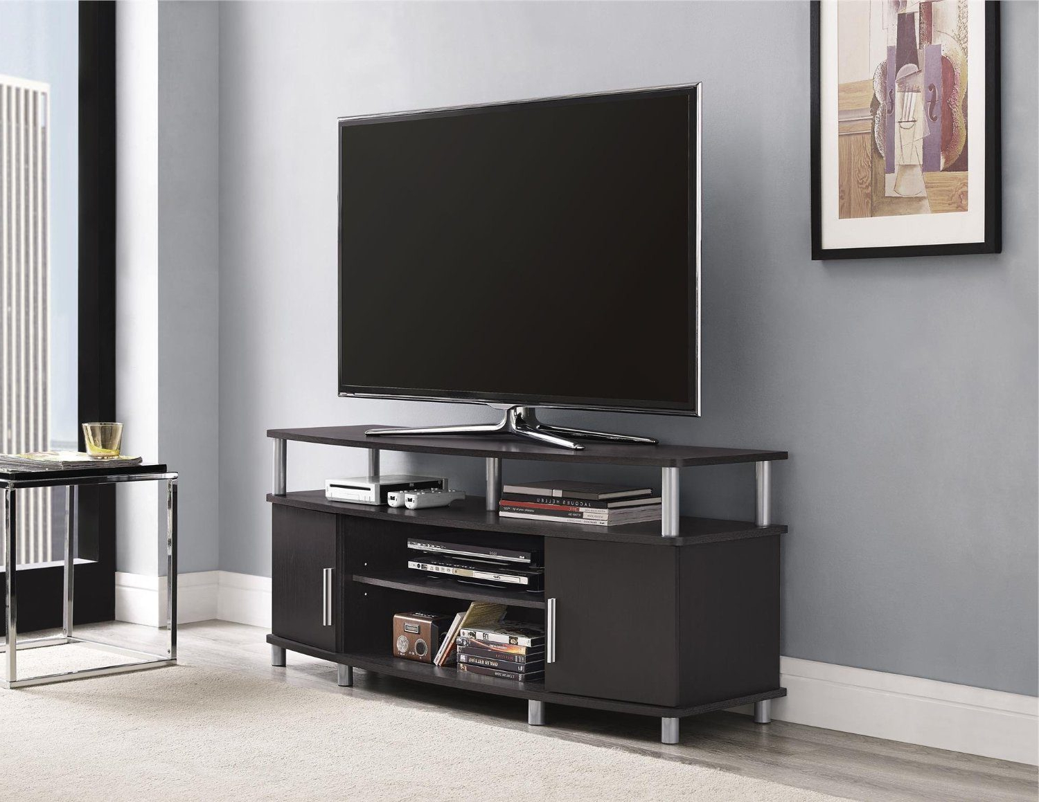 Jen Reviews Inside Unique Tv Stands For Flat Screens (Gallery 18 of 20)