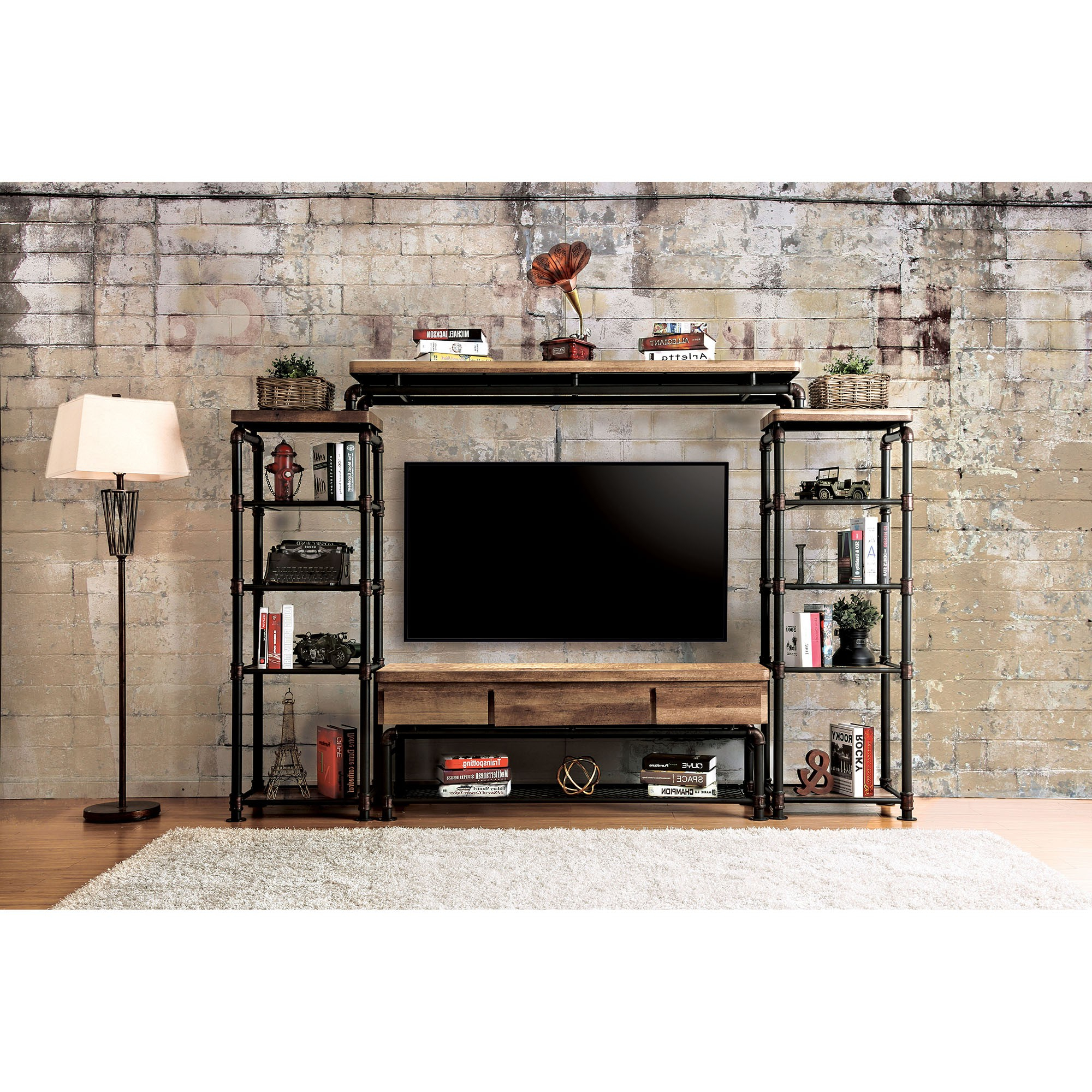 Joss And Main Tv Stands In Trendy Furniture Of America (View 8 of 20)