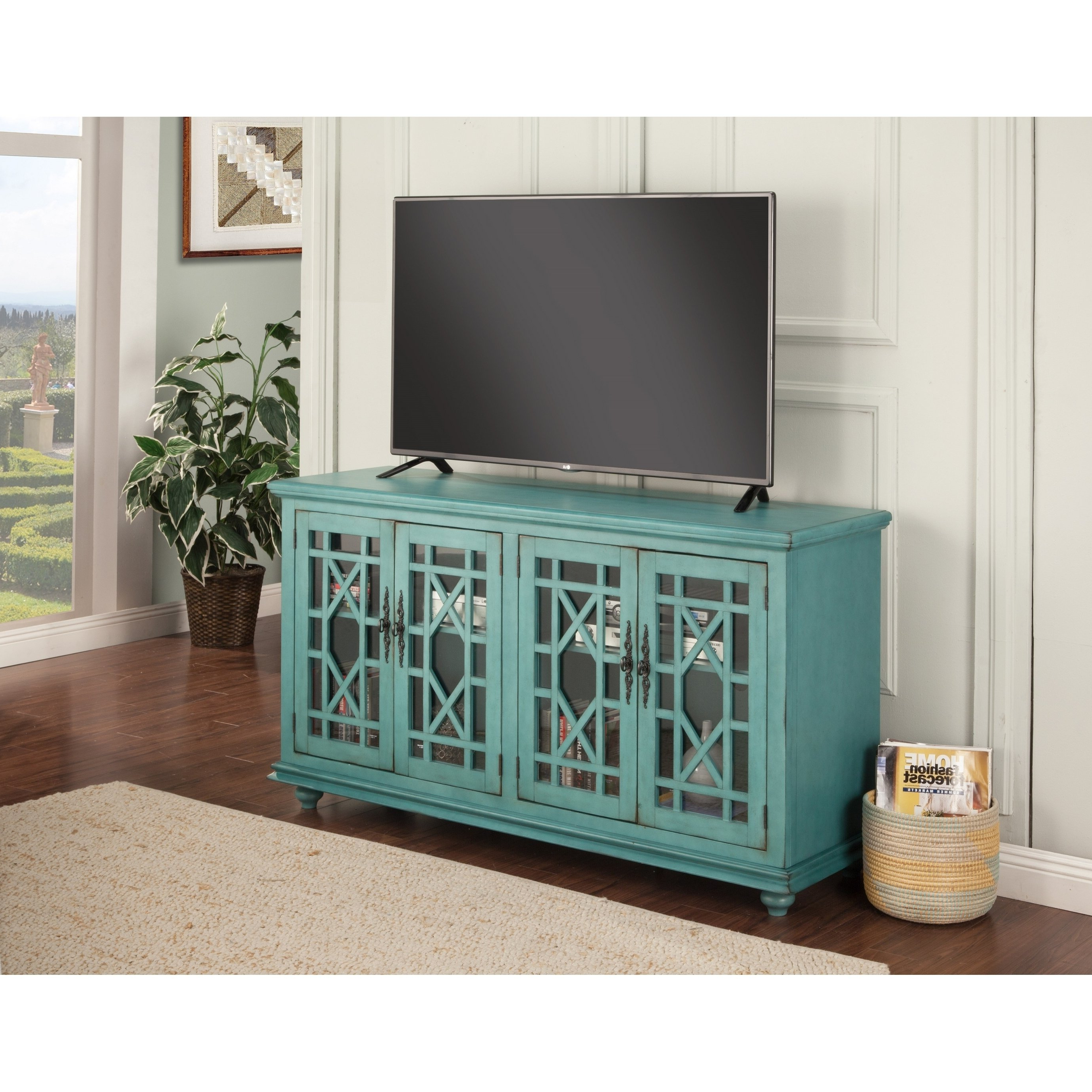 Kai 63 Inch Tv Stands With Regard To Famous Shop The Curated Nomad Mentezuma 63 Inch Tv Stand – Free Shipping On (Gallery 5 of 20)