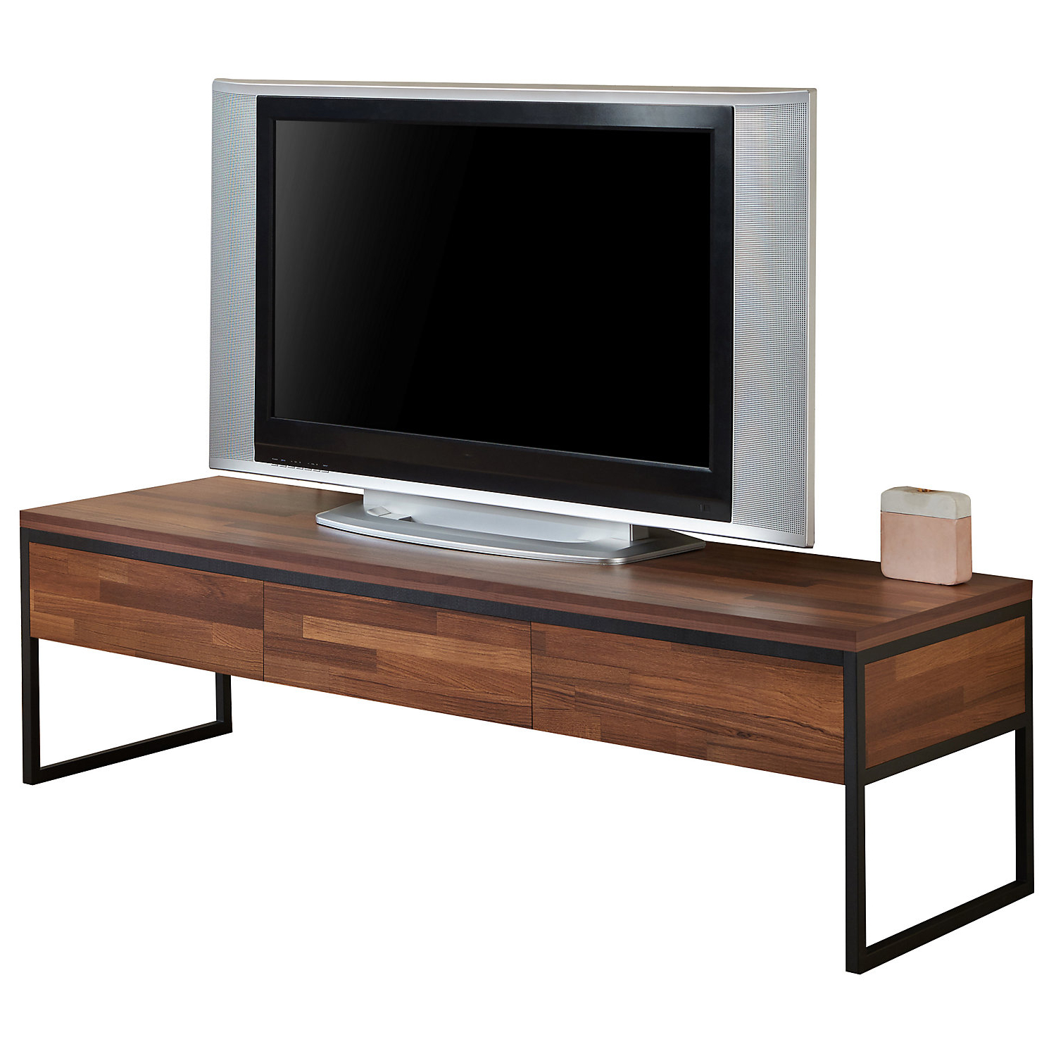 Kinsey Walnut Tv Stand In Well Known Walnut Tv Stands (View 6 of 20)