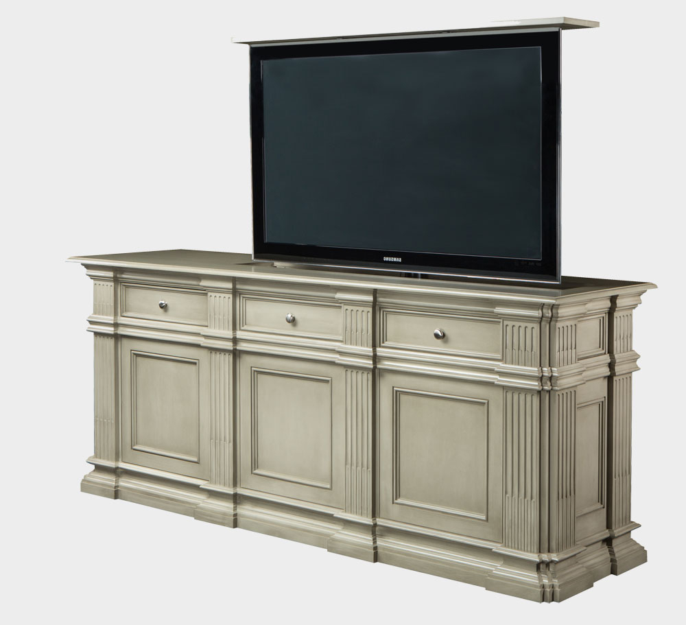 Large Flat Screen Tv Lift Furniture (View 8 of 20)