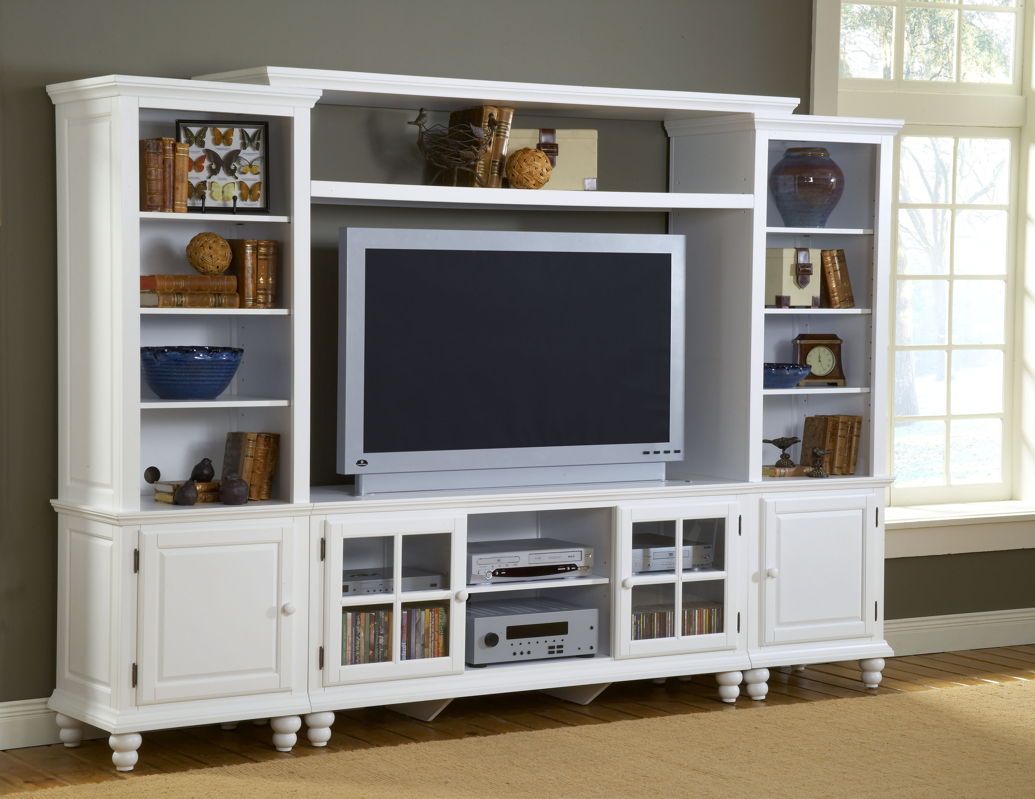 Large Tv Cabinets – Image Cabinets And Shower Mandra Tavern In Current Long White Tv Cabinets (View 7 of 20)