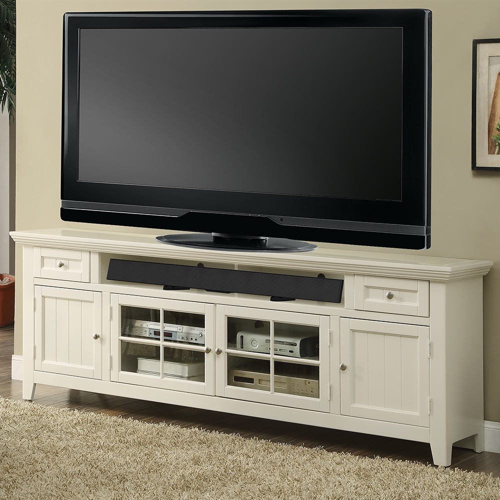 Latest 100Cm Tv Stands Regarding Wide White Tv Stand Extra 36 Inch 100 Cm – Buyouapp (View 7 of 20)
