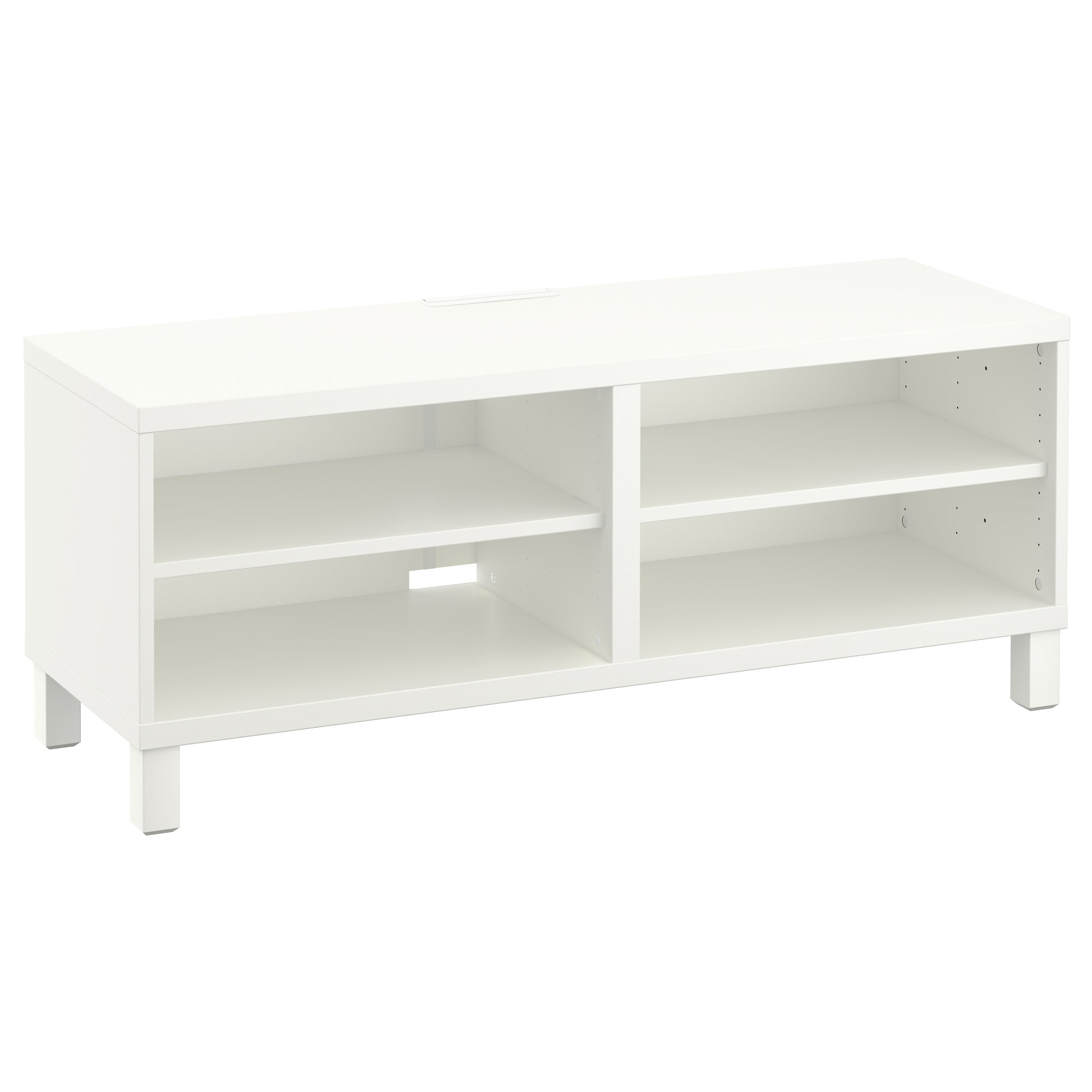Latest Ikea White Gloss Tv Units With Tv Stands & Tv Units (Gallery 4 of 20)