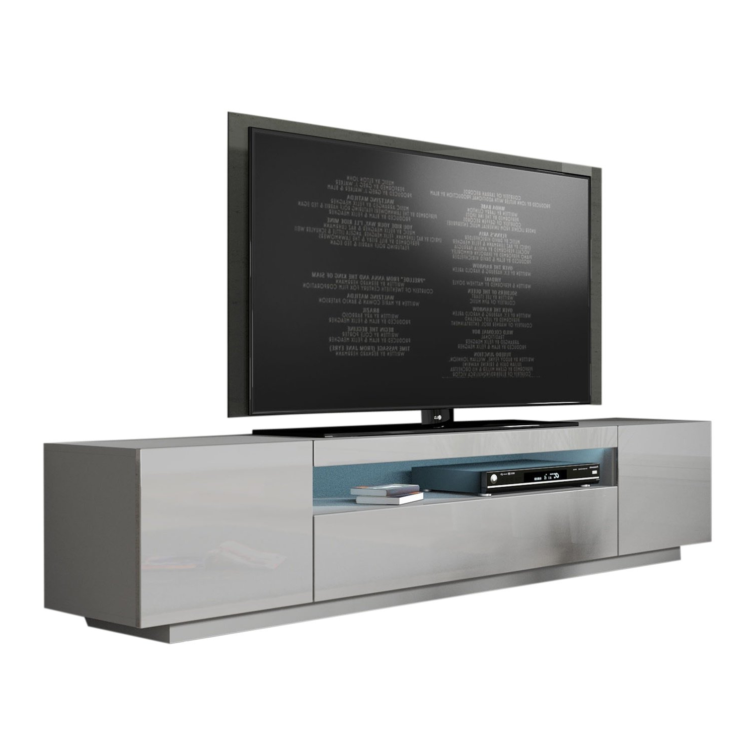 Latest Modern Tv Stands & Entertainment Centers (View 7 of 20)