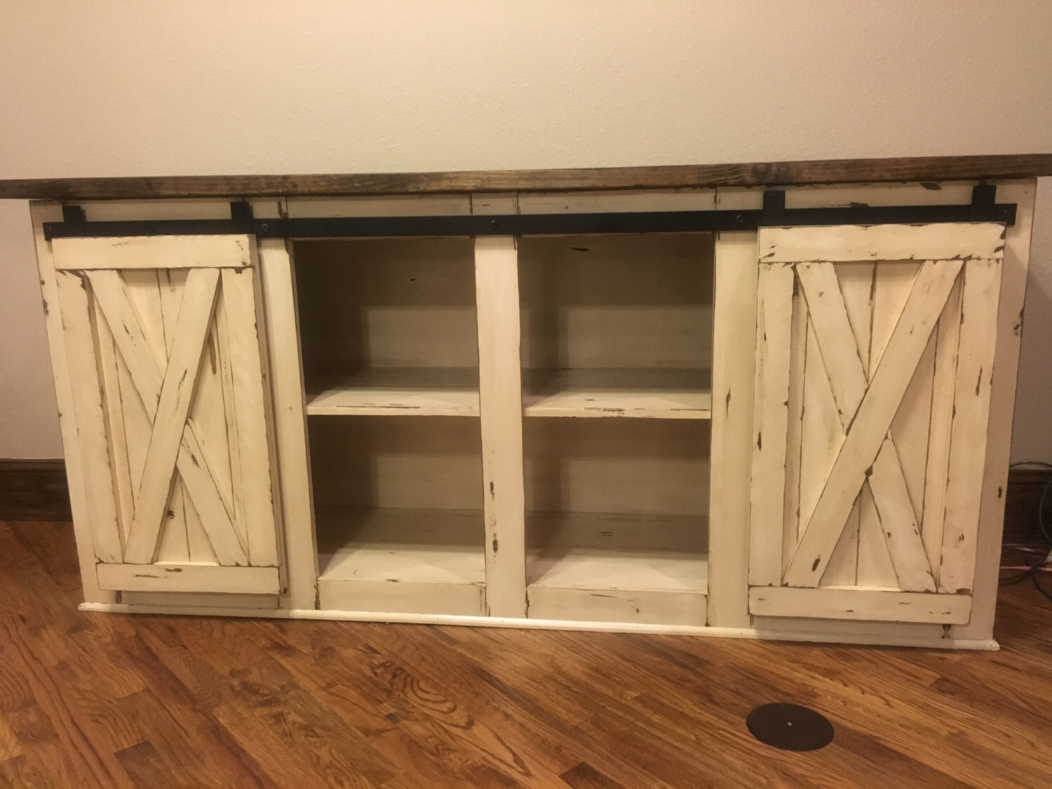Latest Simply Shabby Chic Tv Stand Target Stands Beige Entertainment Center In Cream Tv Cabinets (View 18 of 20)