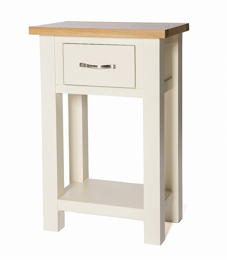 Latest Sturtons St Remy Console Table – Ivory Pertaining To Remi Console Tables (Gallery 19 of 20)