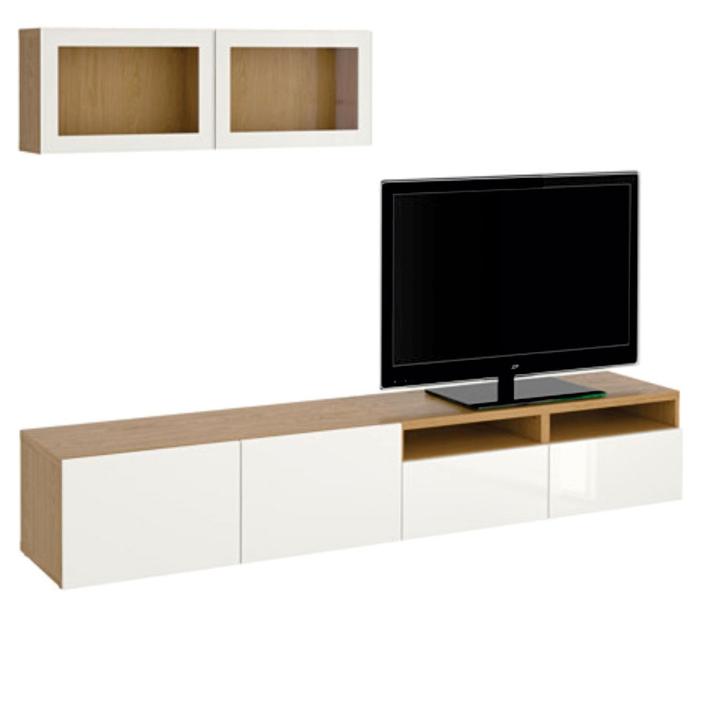 Latest Tv Units With Storage Throughout Ace Xl Tv Unit Set – Tv Units – Storage – Living (Gallery 16 of 20)