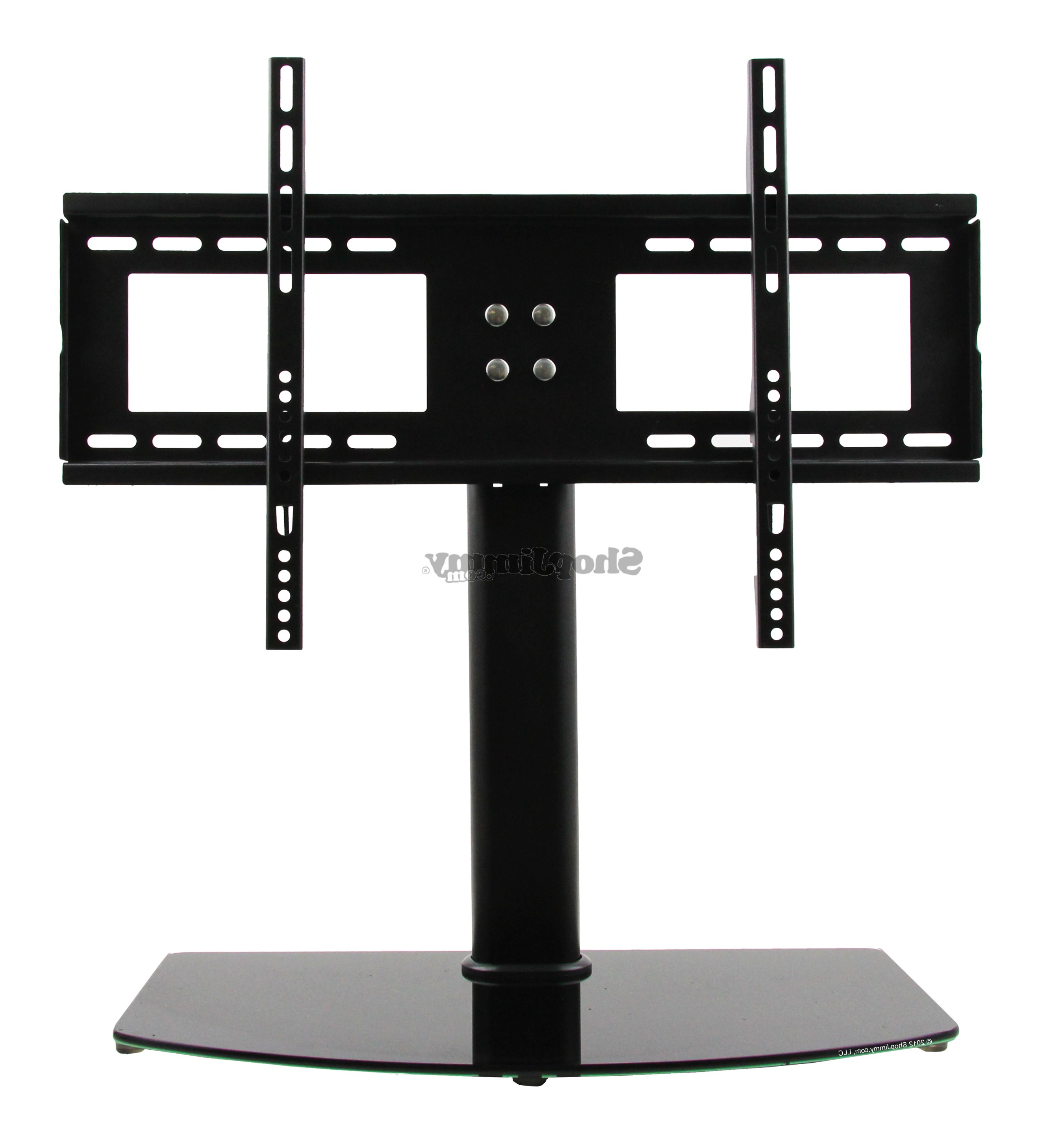 "Latest Universal Tv Stand/base + Wall Mount For 37"" 55"" Flat Screen Tvs With Universal 24 Inch Tv Stands (View 3 of 20)"
