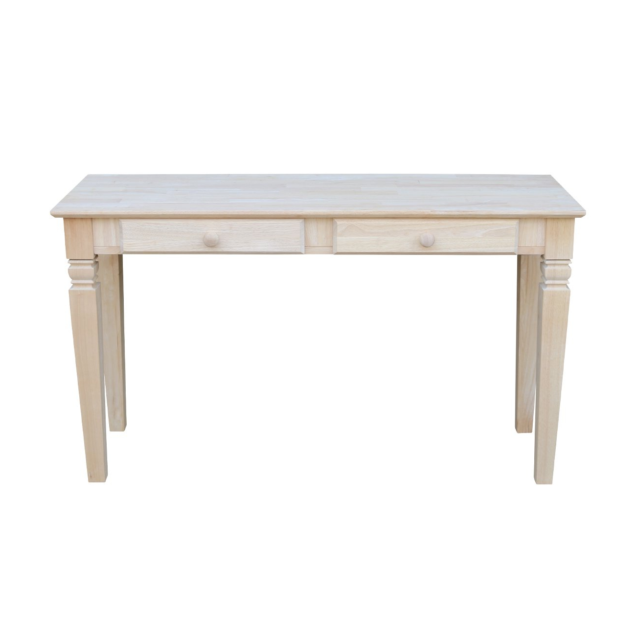 Layered Wood Small Square Console Tables Throughout Most Up To Date Amazon: International Concepts Ot 60S2 Java Sofa Table With  (View 10 of 20)