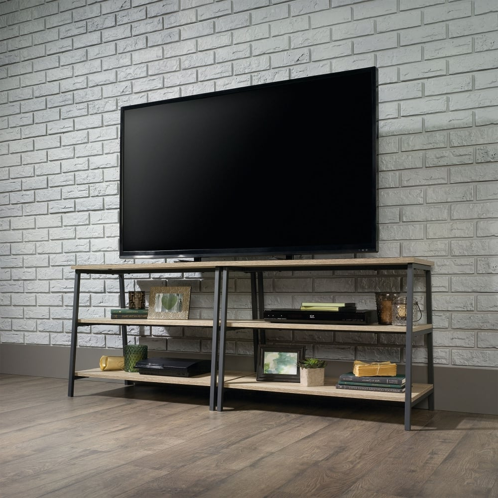 Leader Stores Throughout Preferred Tv Units Black (Gallery 15 of 20)