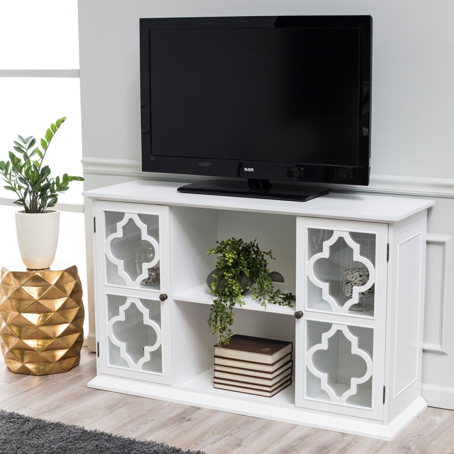 Living Pertaining To Latest Laurent 50 Inch Tv Stands (Gallery 14 of 20)