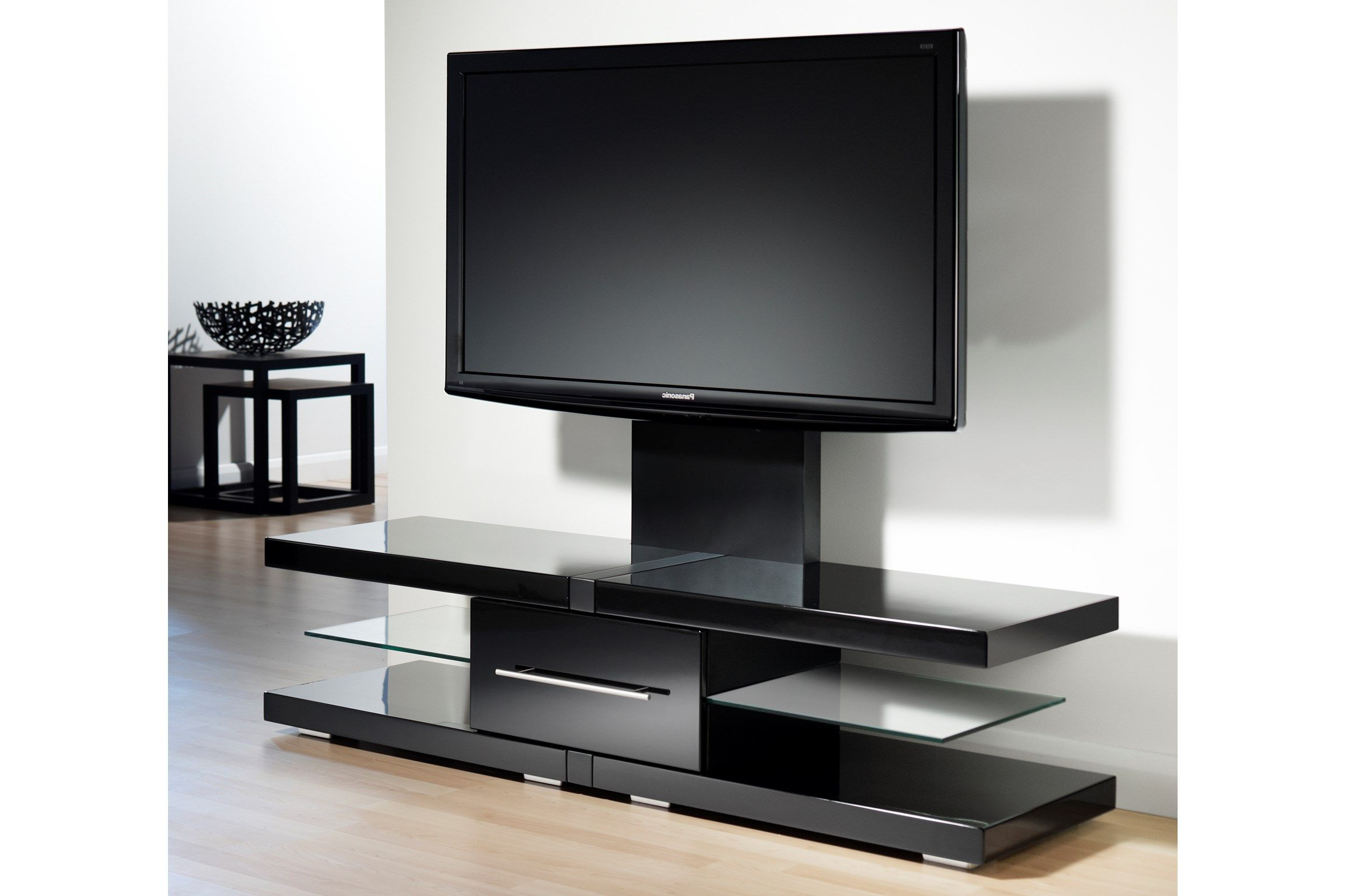 Living Room With Modern Design Tv Cabinets (View 5 of 20)