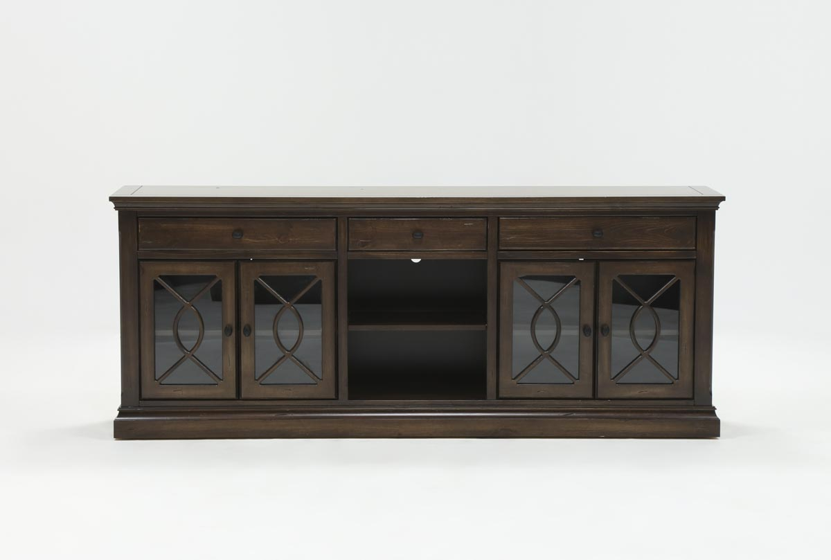 Living Spaces For Fashionable Abbot 60 Inch Tv Stands (Gallery 7 of 20)