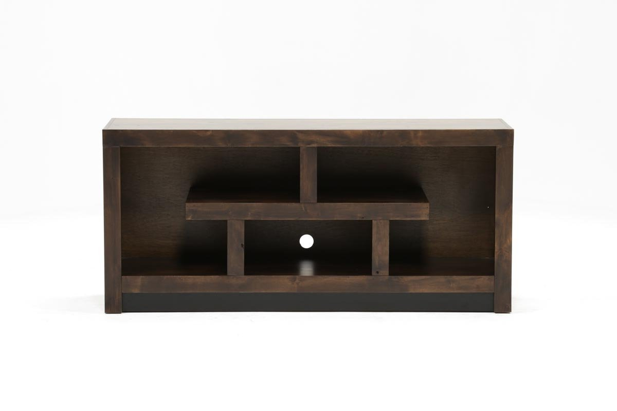 Living Spaces In Wakefield 85 Inch Tv Stands (View 2 of 20)