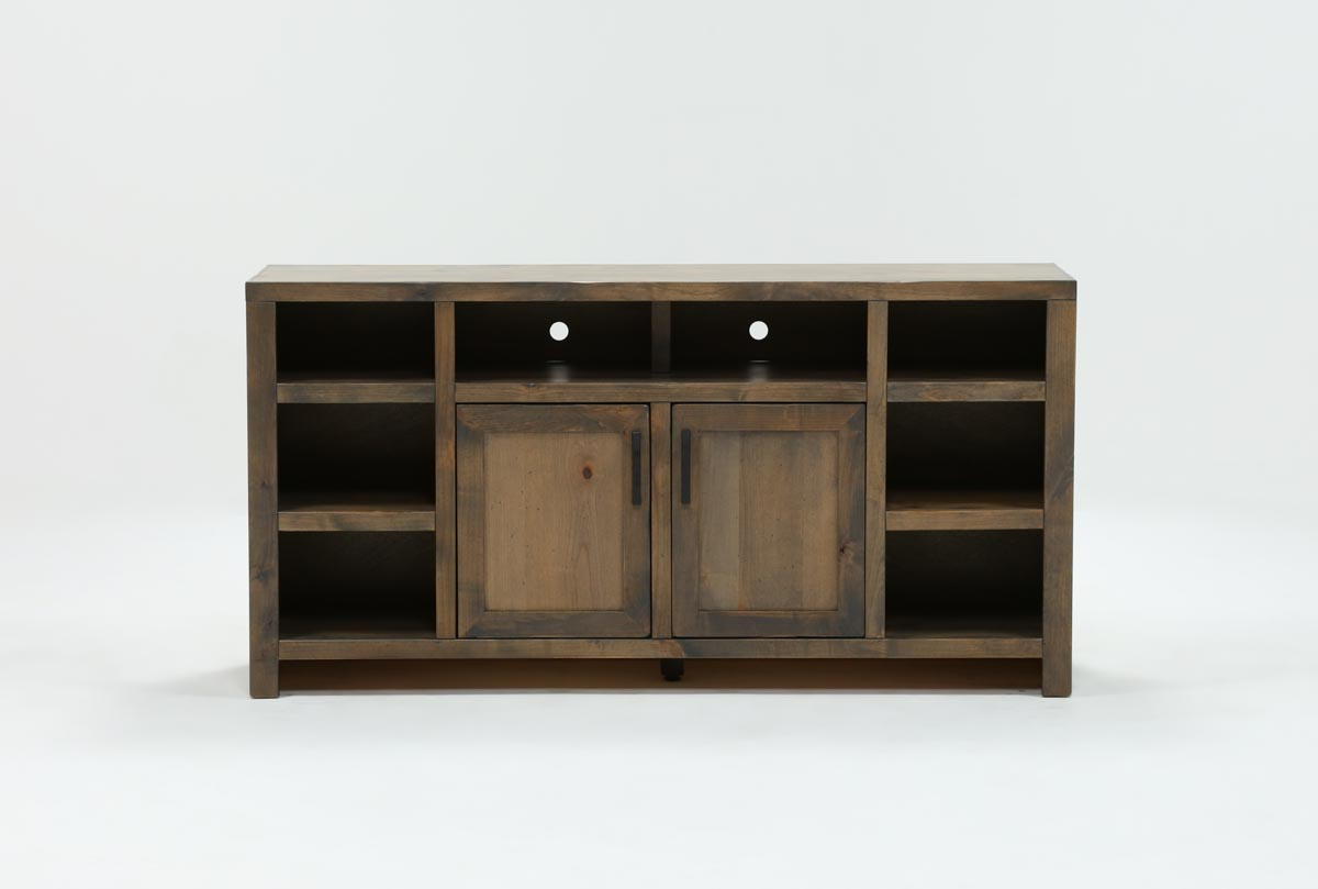 Living Spaces Regarding Famous Ducar 64 Inch Tv Stands (Gallery 2 of 20)