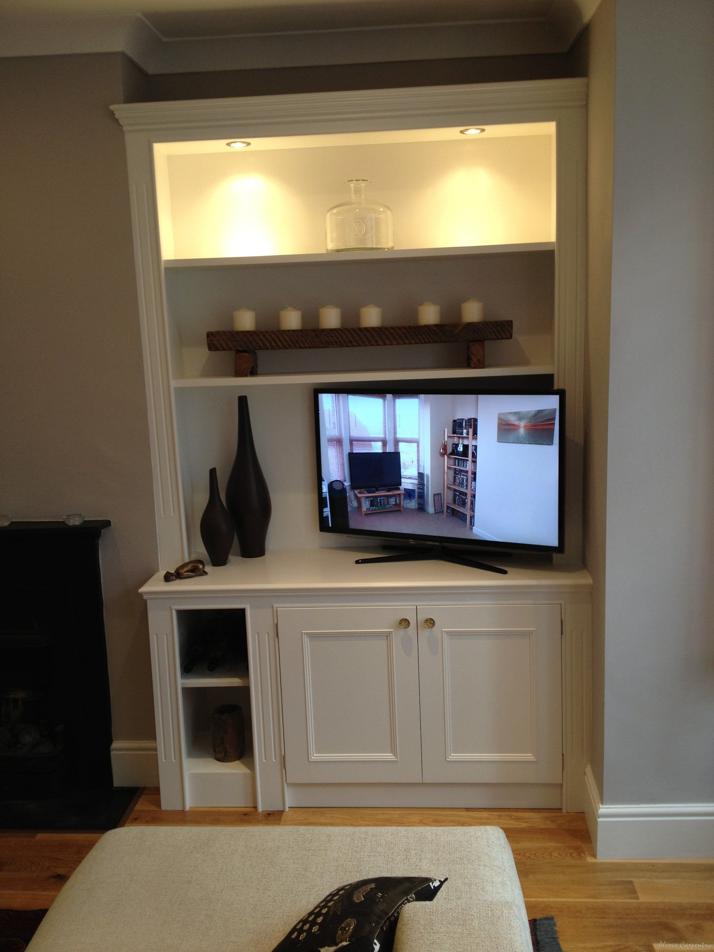 Featured Photo of Low Level Tv Storage Units