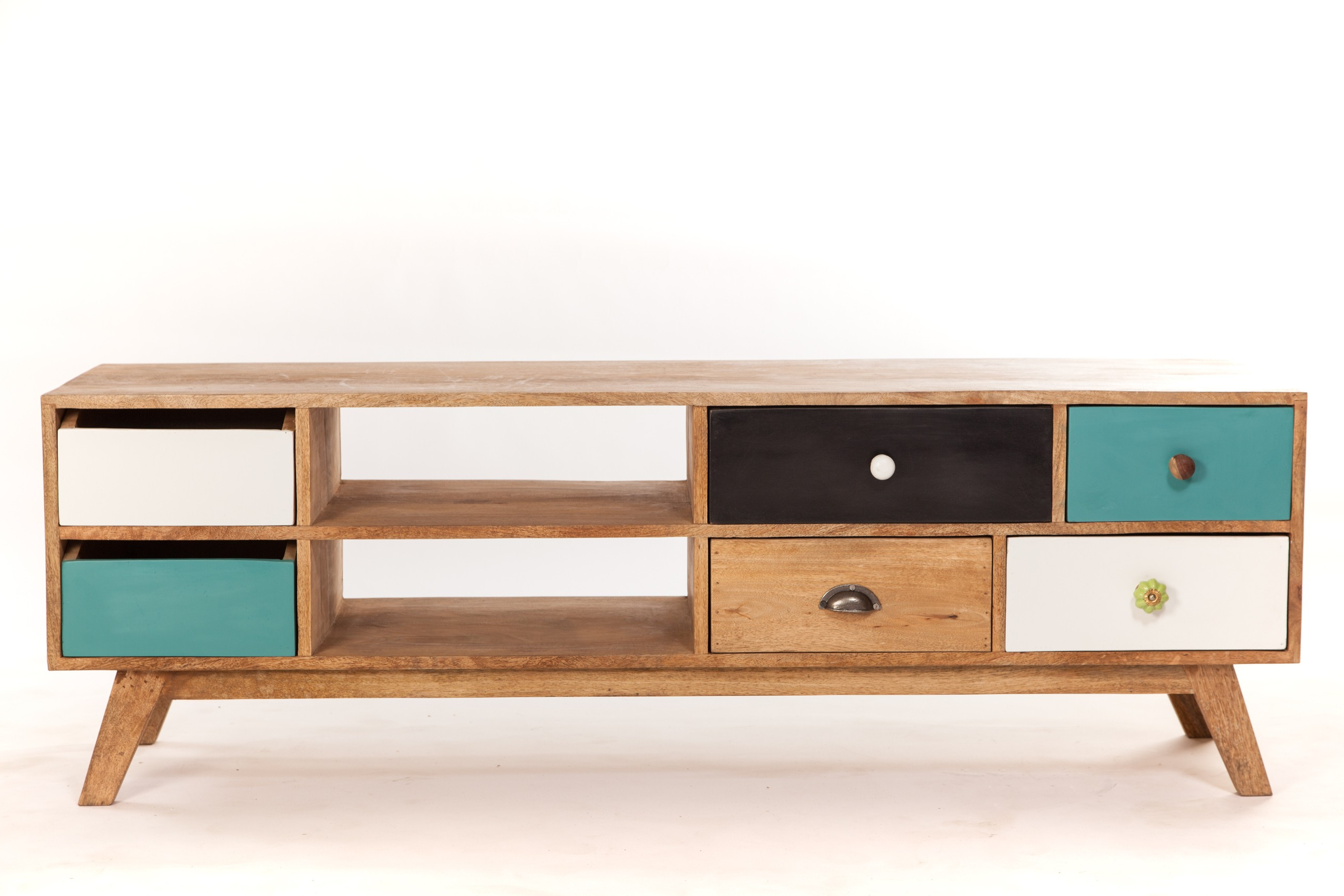 Low Scandinavian Tv Cabinet – Sweet Mango Regarding Current Scandinavian Design Tv Cabinets (View 6 of 20)
