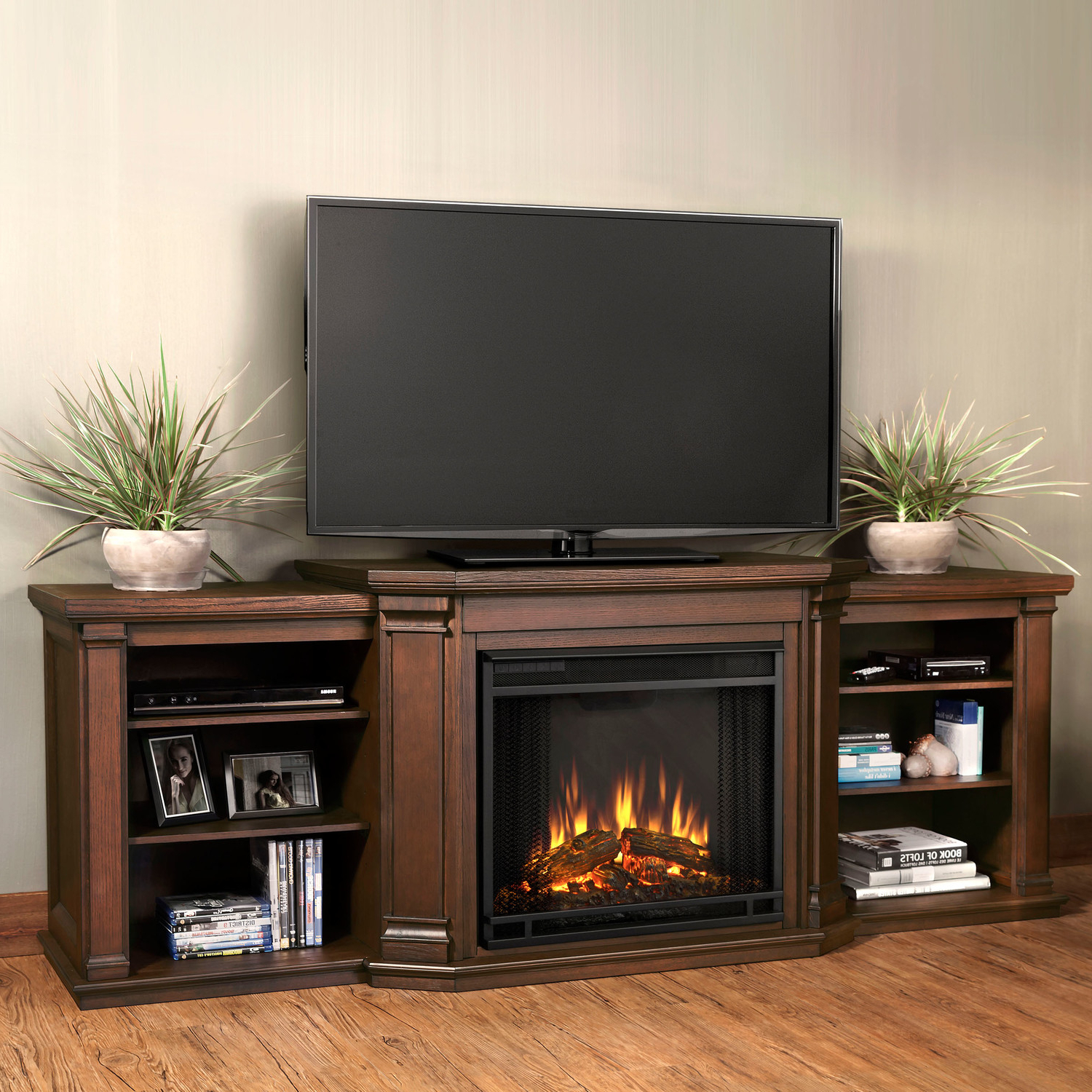 Lowes Electric Fireplace Insert Tv Stand Big Lots 70 Inch Stands With Current Big Tv Stands Furniture (Gallery 18 of 20)