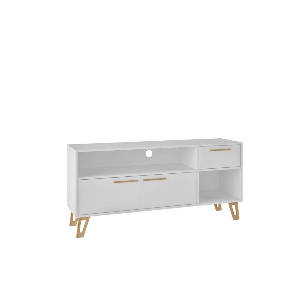 Lucite Tv Stand On Wheels Creative Ideas Big Lots Stands Designs Inside Best And Newest White Modern Tv Stands (View 18 of 20)