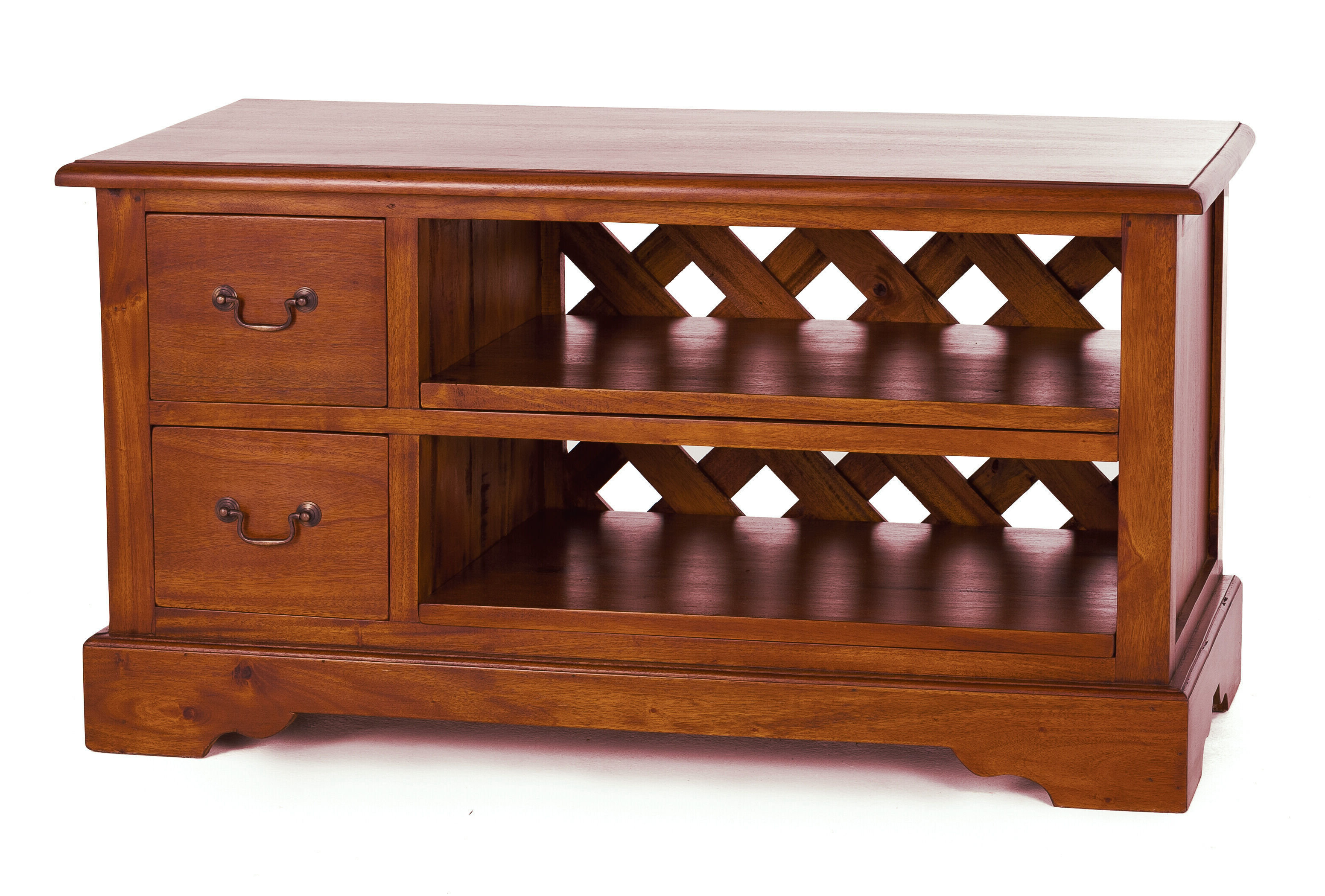 Mahogany Tv Cabinets Within Recent Mahogany Tv Stands & Entertainment Units You'll Love (View 18 of 20)