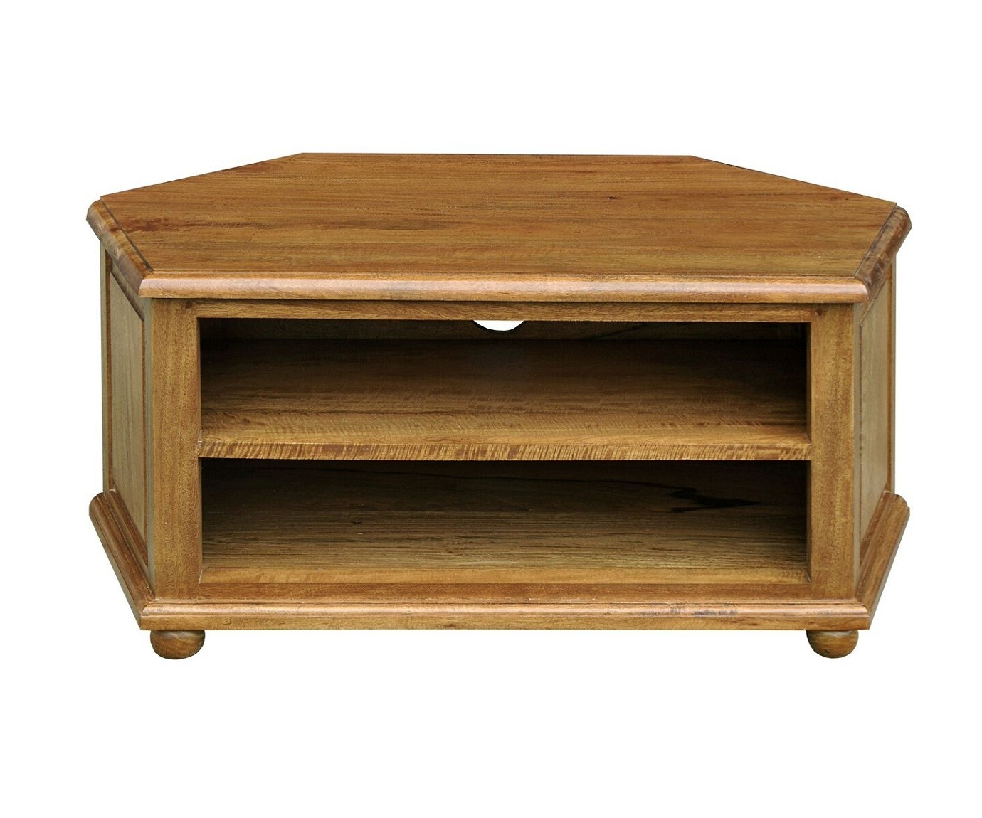 Mango Tv Units For 2017 Asian Solid Mango Wood Corner Tv Unit (View 11 of 20)