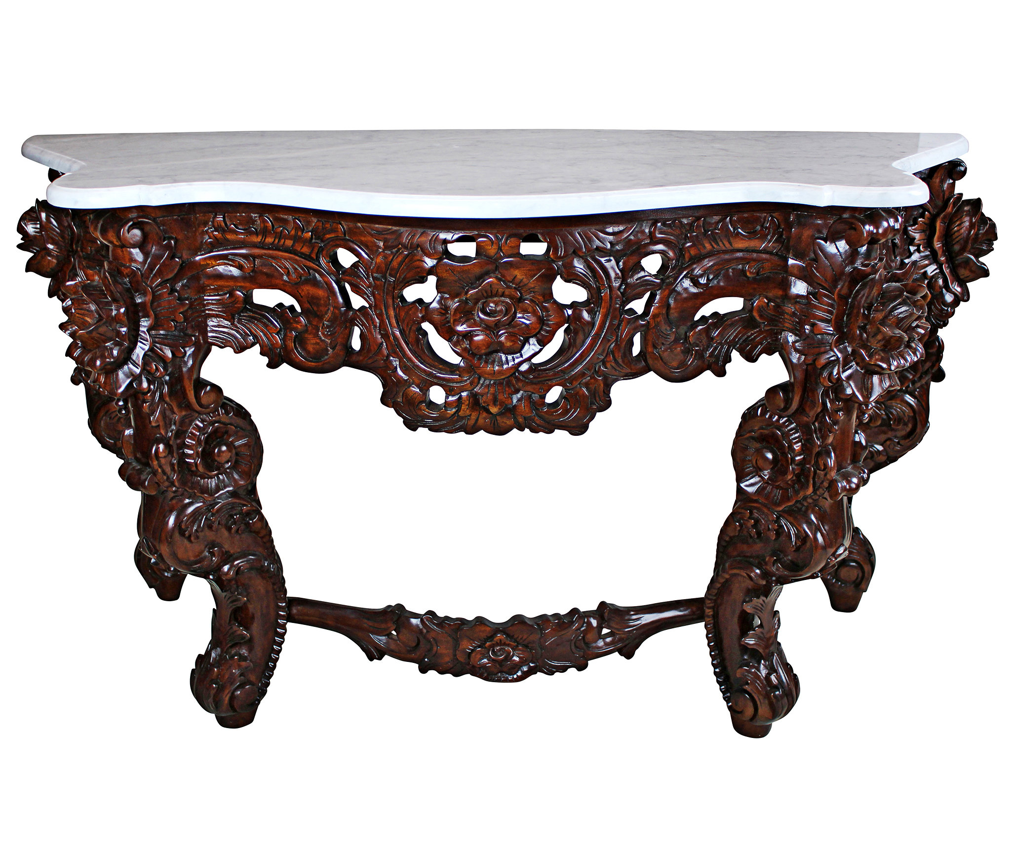 Marble Top Console Tables (View 8 of 20)