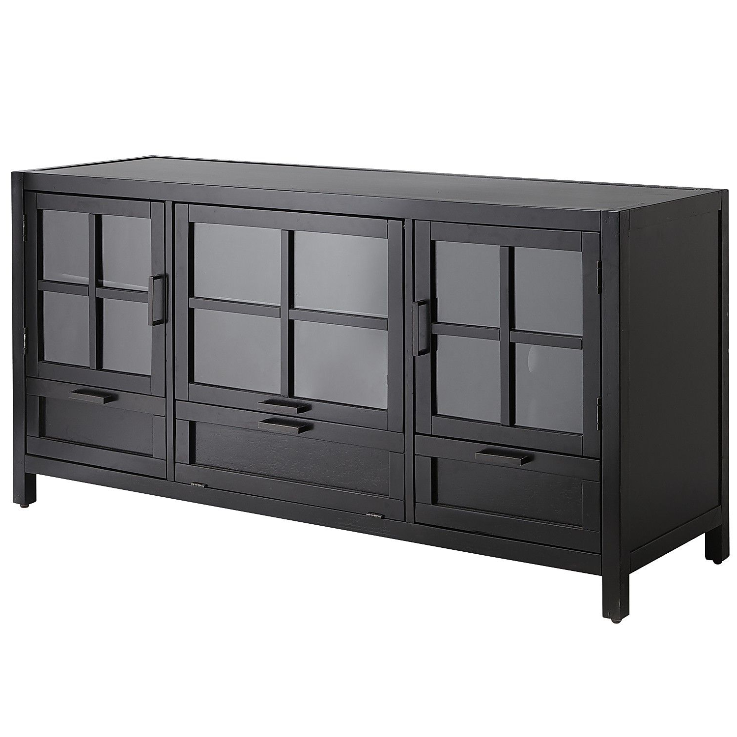 *media Storage Intended For Fashionable Cast Iron Tv Stands (View 1 of 20)