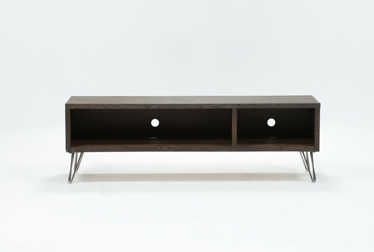 Melrose Barnhouse Brown 65 Inch Lowboy Tv Stand (View 4 of 20)