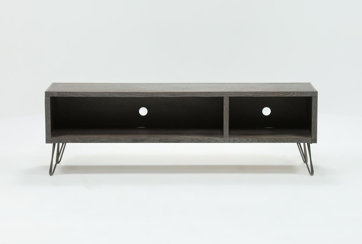 Melrose Titanium 65 Inch Lowboy Tv Stands Within Most Recently Released Melrose Titanium 65 Inch Lowboy Tv Stand (Gallery 1 of 9)