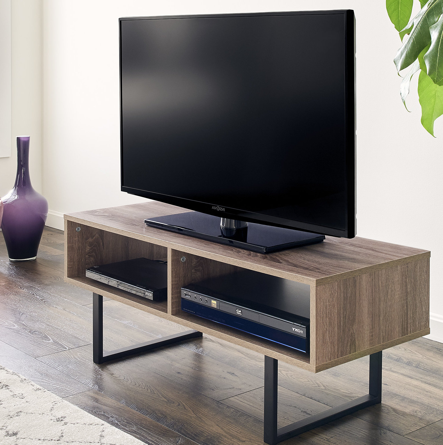 "Mercury Row Almanzar Tv Stand For Tvs Up To 39"" & Reviews (View 7 of 20)"