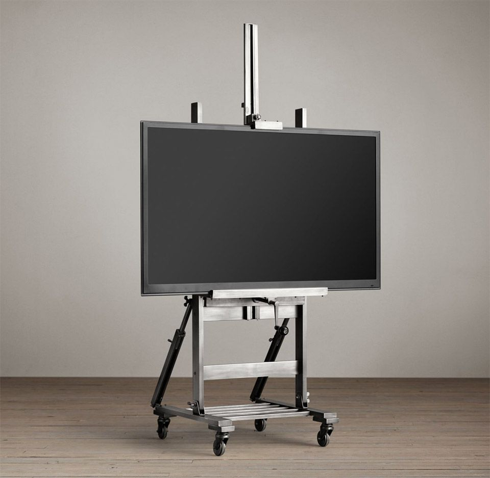 Metal Tv Easel (View 4 of 20)