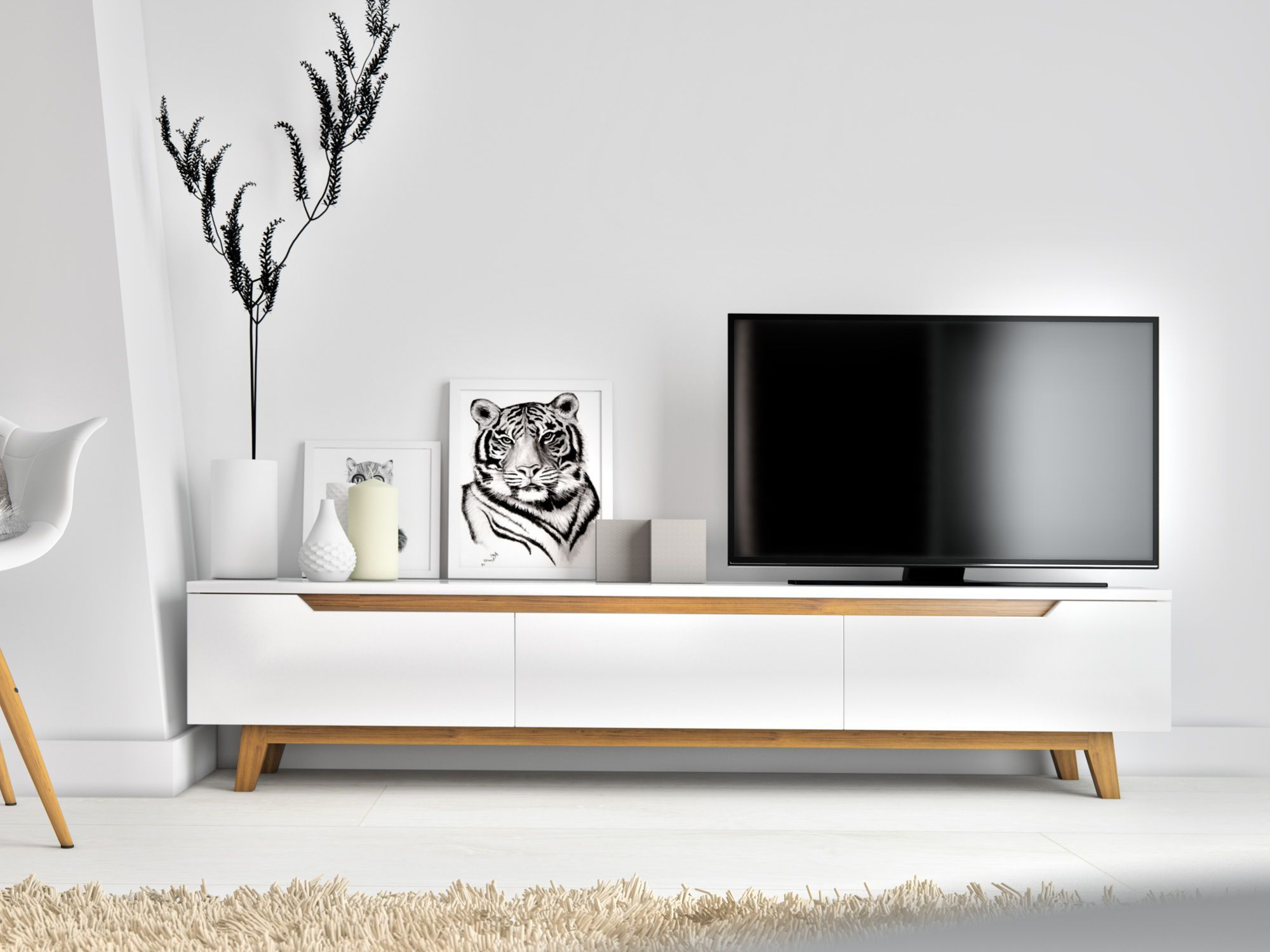 Mikkel Tv Stand (View 8 of 20)