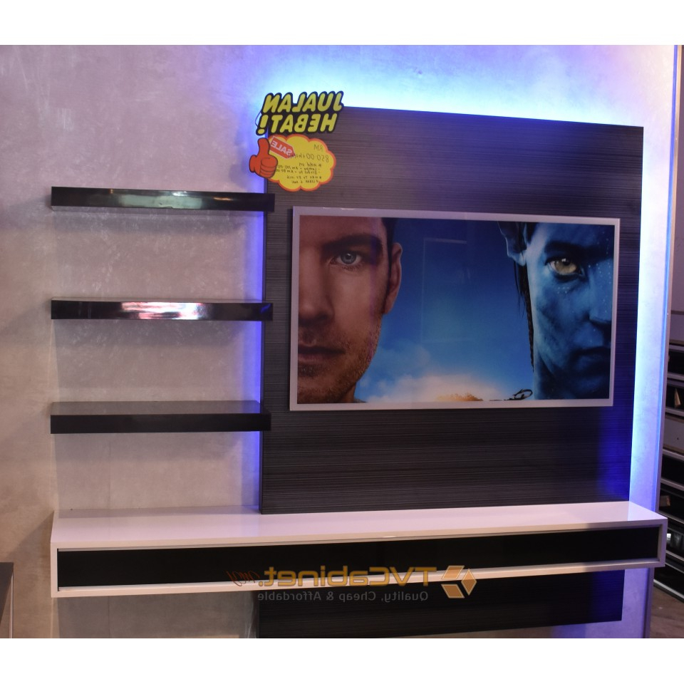 Modern & Contemporary Tv Cabinet Design Tc006 With Widely Used Contemporary Tv Cabinets (View 10 of 20)