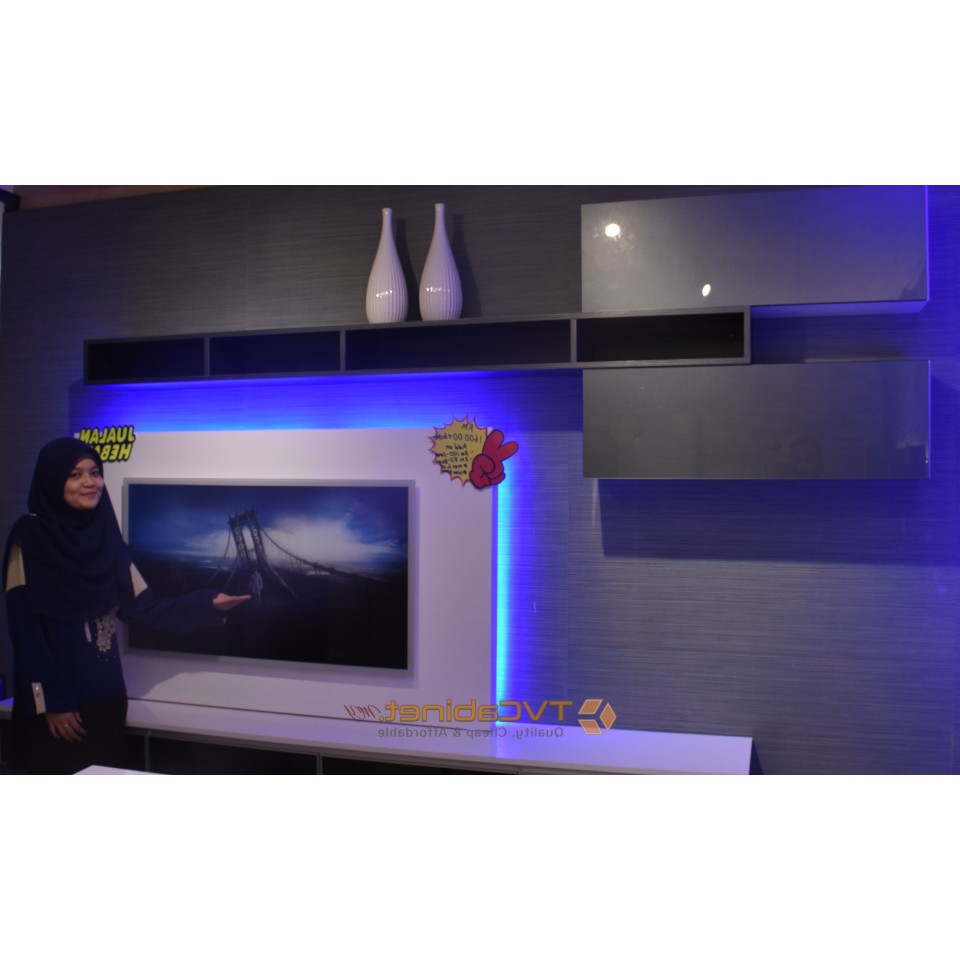 Modern & Contemporary Tv Cabinet Design Tc017 In Most Recent Contemporary Tv Cabinets (View 14 of 20)