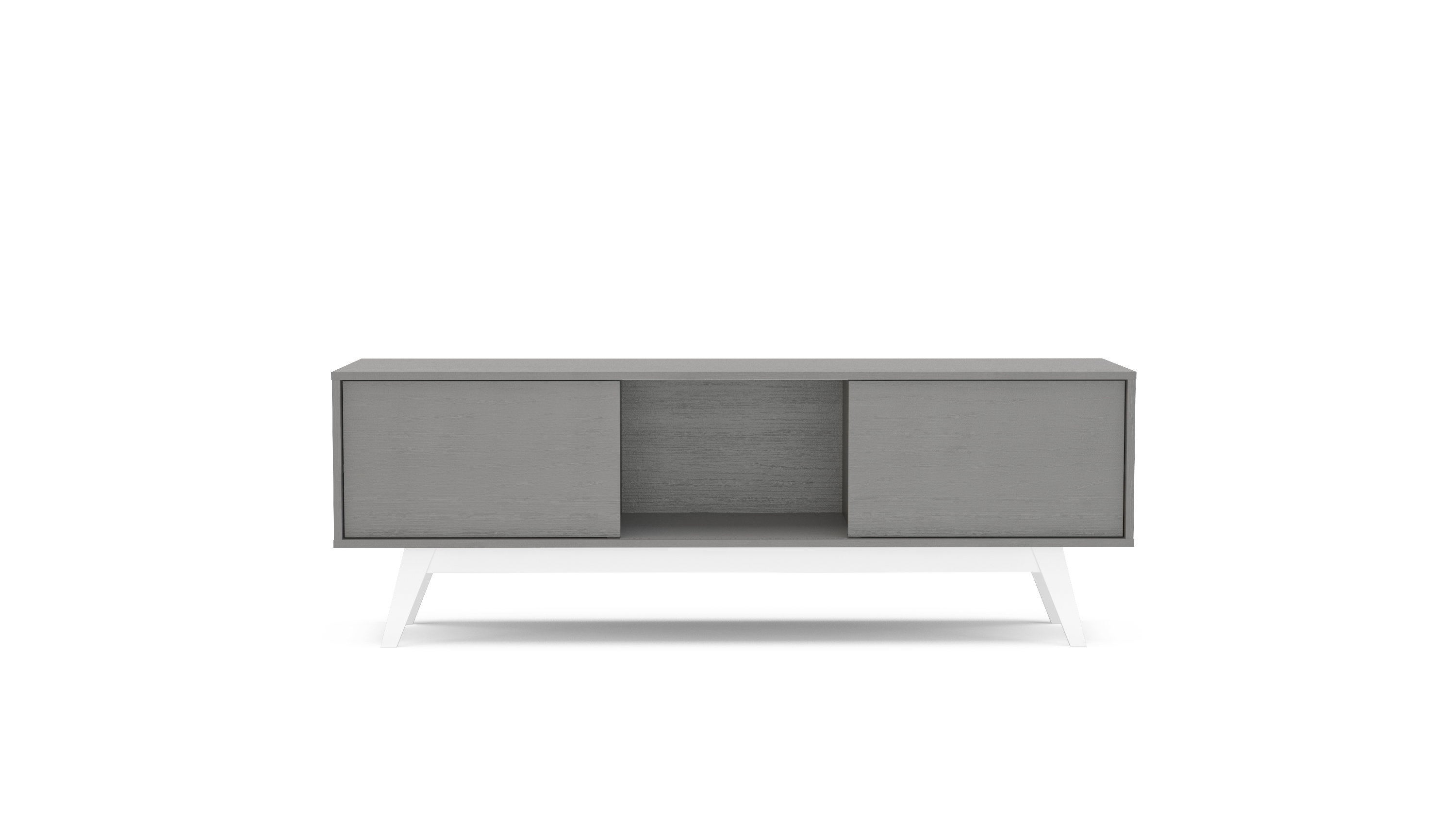 Modern Grey Tv Stands (View 11 of 20)