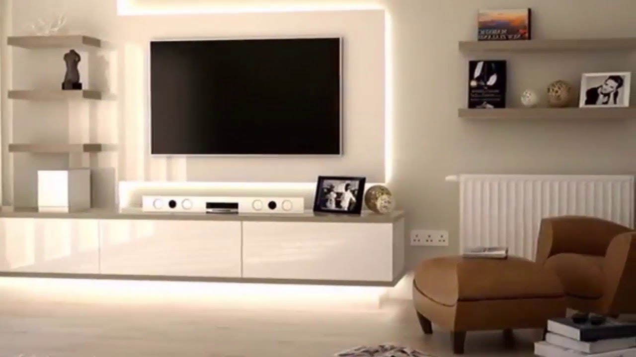 Modern Tv Cabinet Design Ideas 2018 Within Most Recently Released Modern Tv Cabinets Designs (View 5 of 20)