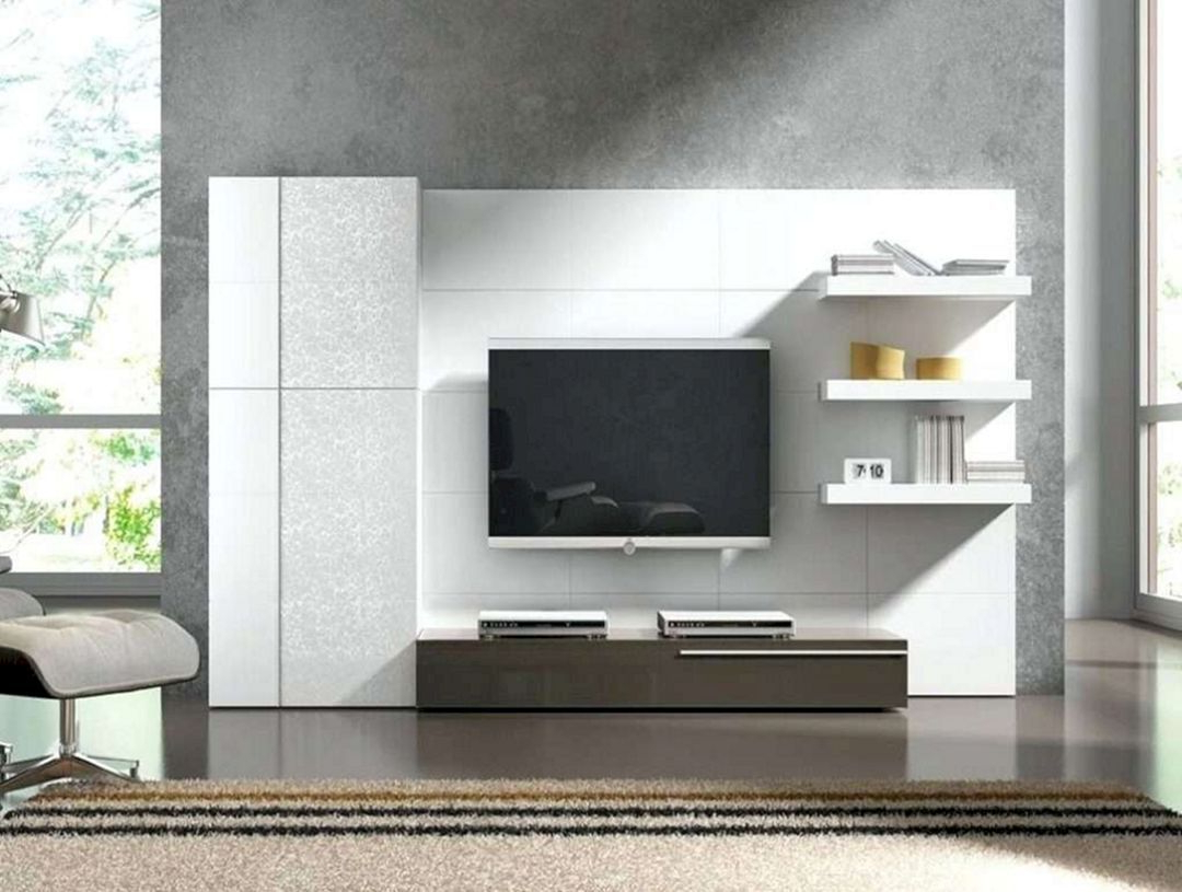 Modern Tv Cabinets Designs Inside Well Liked Modern Tv Cabinets Design  (View 7 of 20)