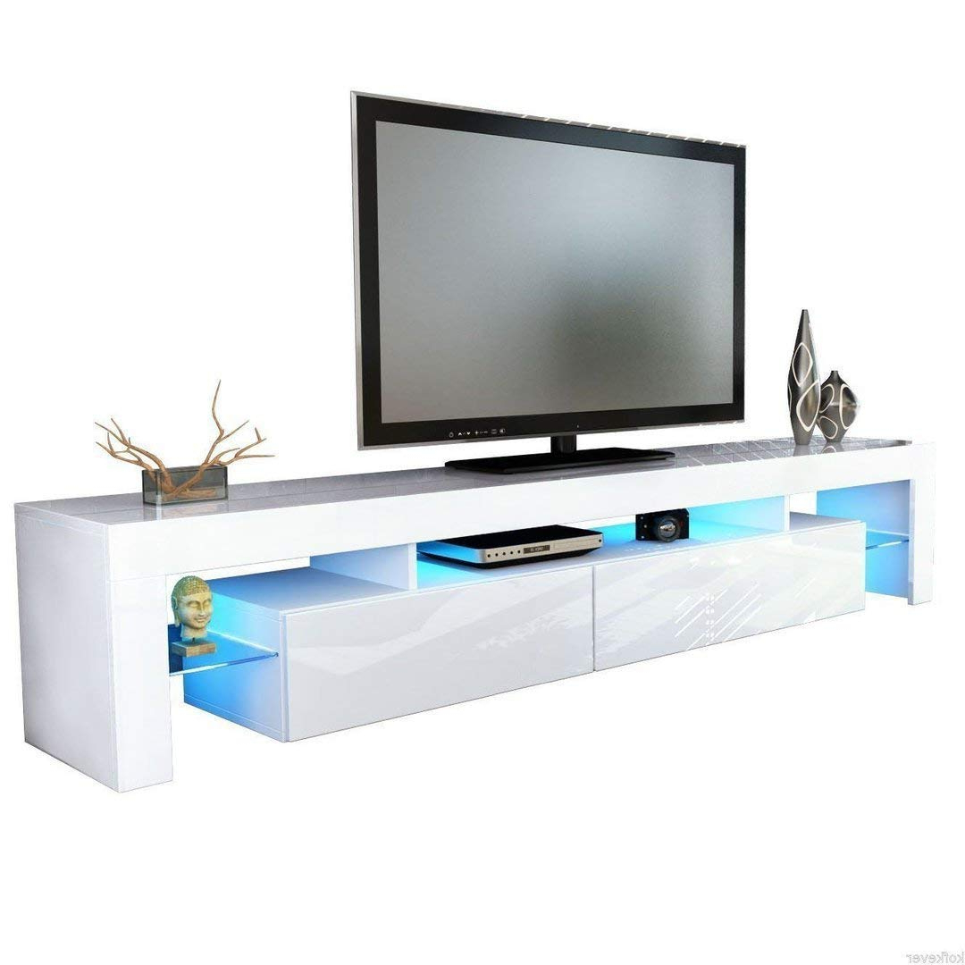 Modern Tv Entertainment Centers Inside Well Known Modern Tv Stand For Living Room Tv Entertainment Center With Led (View 11 of 20)