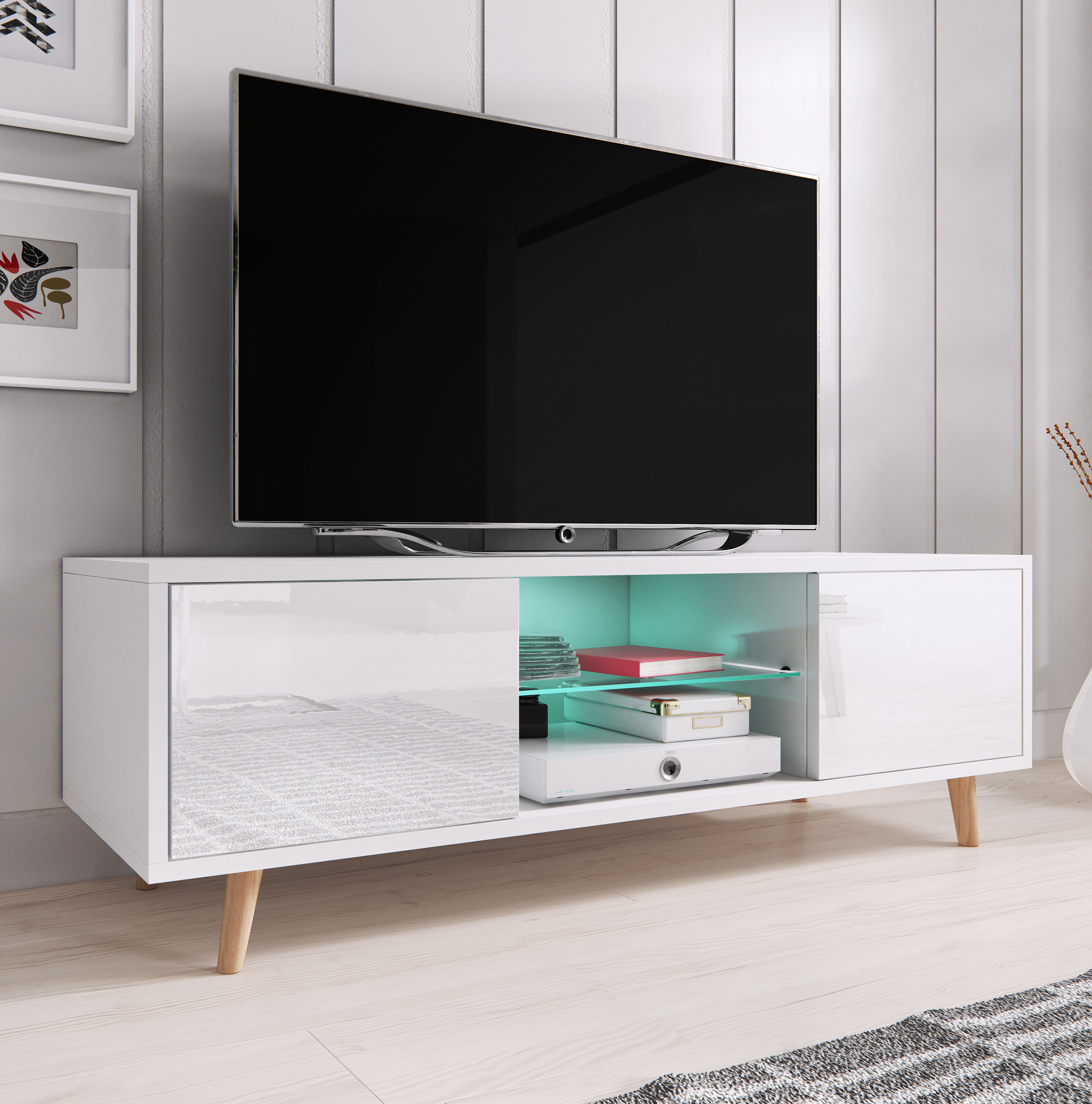 Modern Tv Stands You'll Love (View 9 of 20)