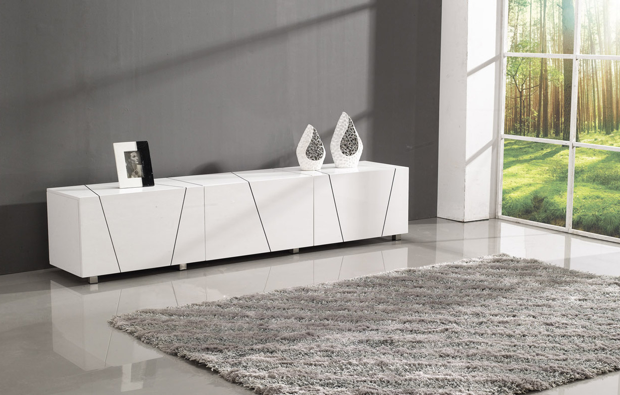 Modern White Lacquer Tv Stands With Regard To Best And Newest Rustic Metal Tv Stand Wayfair High Gloss White Stands Dresser Ikea (View 13 of 20)