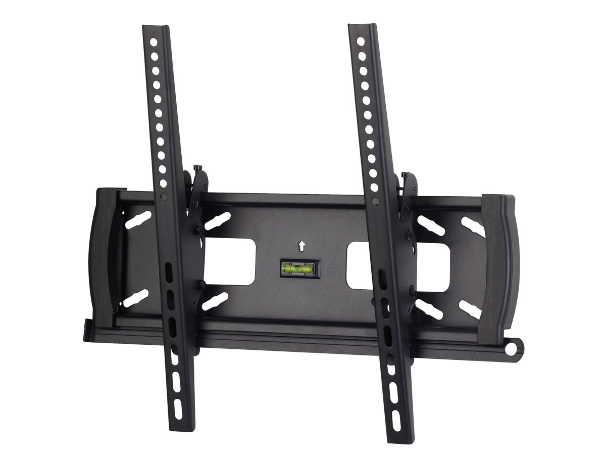 Monoprice Tilt Tv Wall Mount Bracket For Tvs 32in To 55in, Max Inside Famous Tilted Wall Mount For Tv (View 4 of 20)
