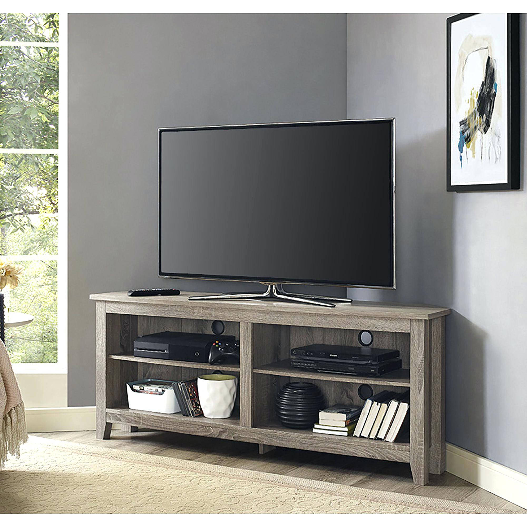 Most Current 50 Inch Corner Tv Cabinets In Corner Tv Stand For 50 Inch Tvs Up To Fit South Shore City Life (View 12 of 20)