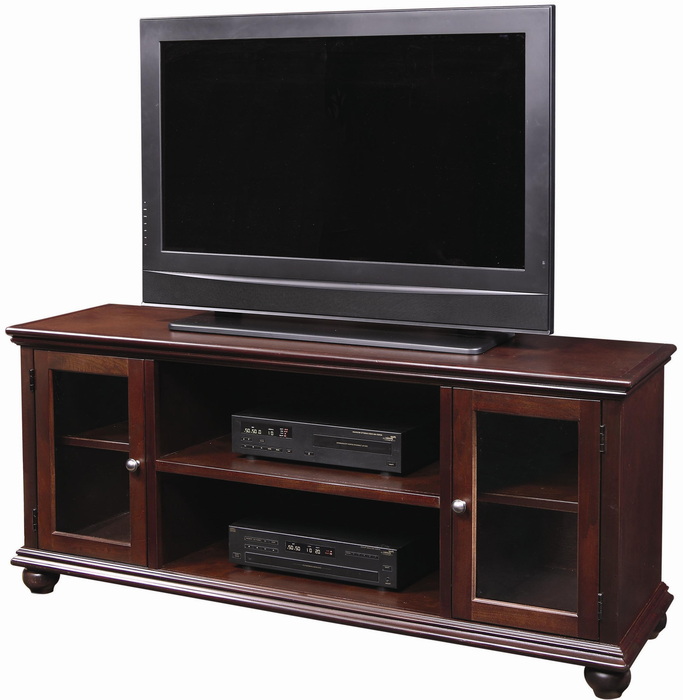 Most Current 61 Inch Tv Stands Within Aspenhome Casual Traditional 61 Inch Television Console (View 15 of 20)