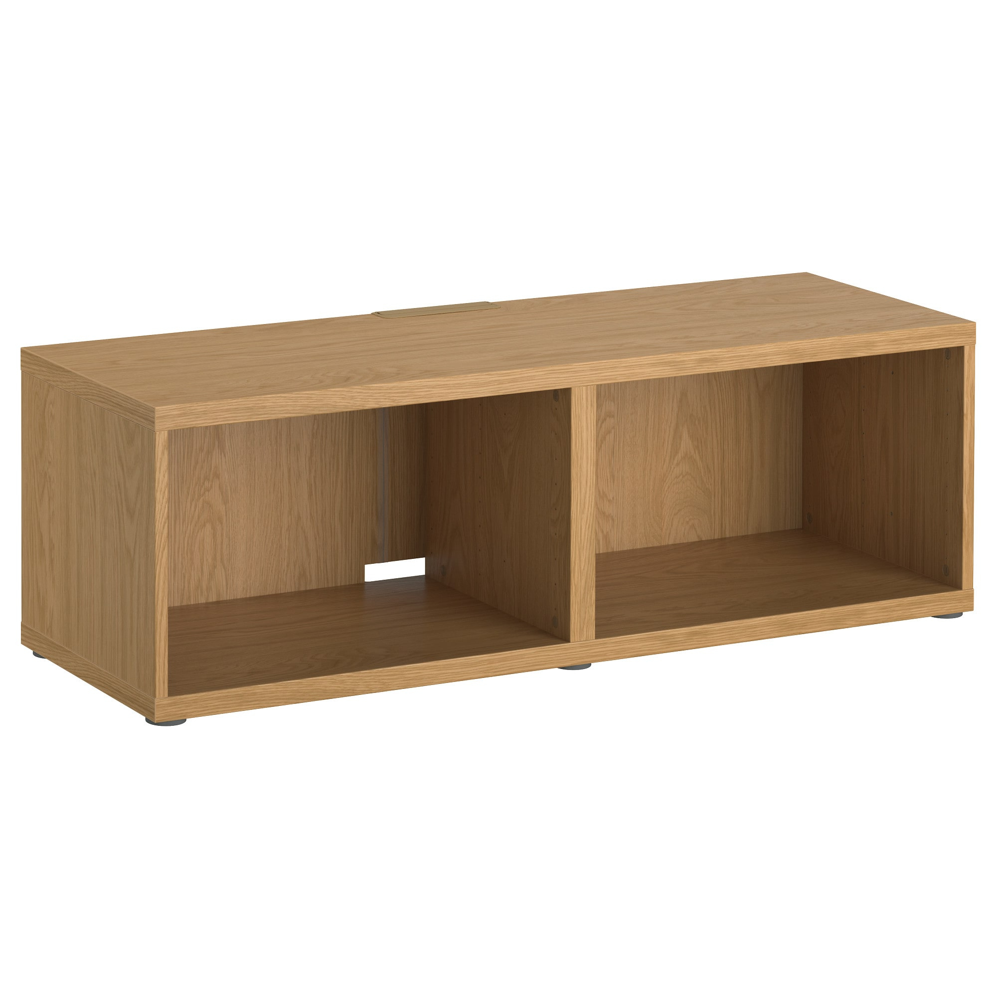 Most Current Bestå Tv Bench Oak Effect 120 X 40 X 38 Cm – Ikea With Bench Tv Stands (View 14 of 20)