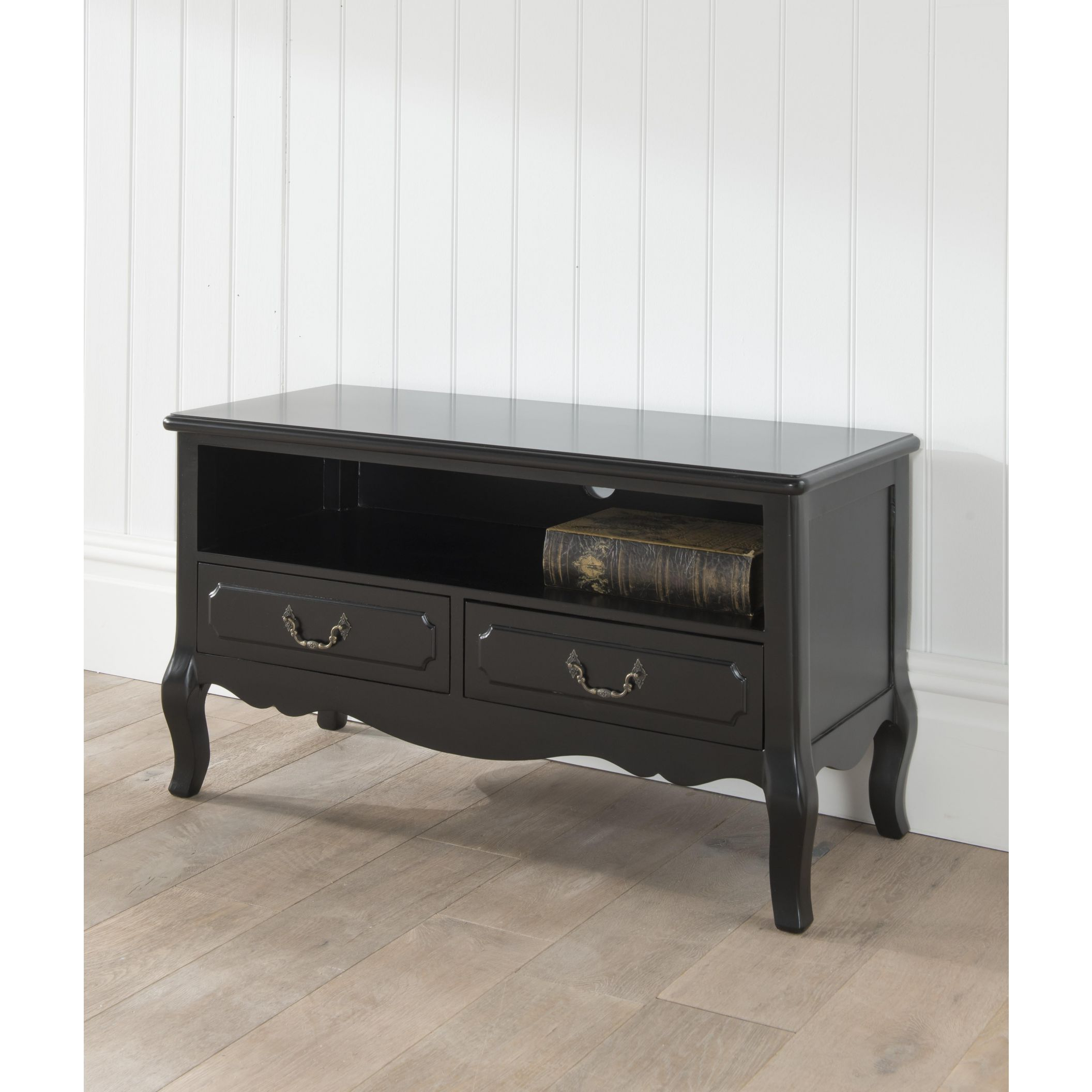Most Current Black Tv Cabinets With Drawers Intended For Stunning New Collection Of French Furniture (View 13 of 20)
