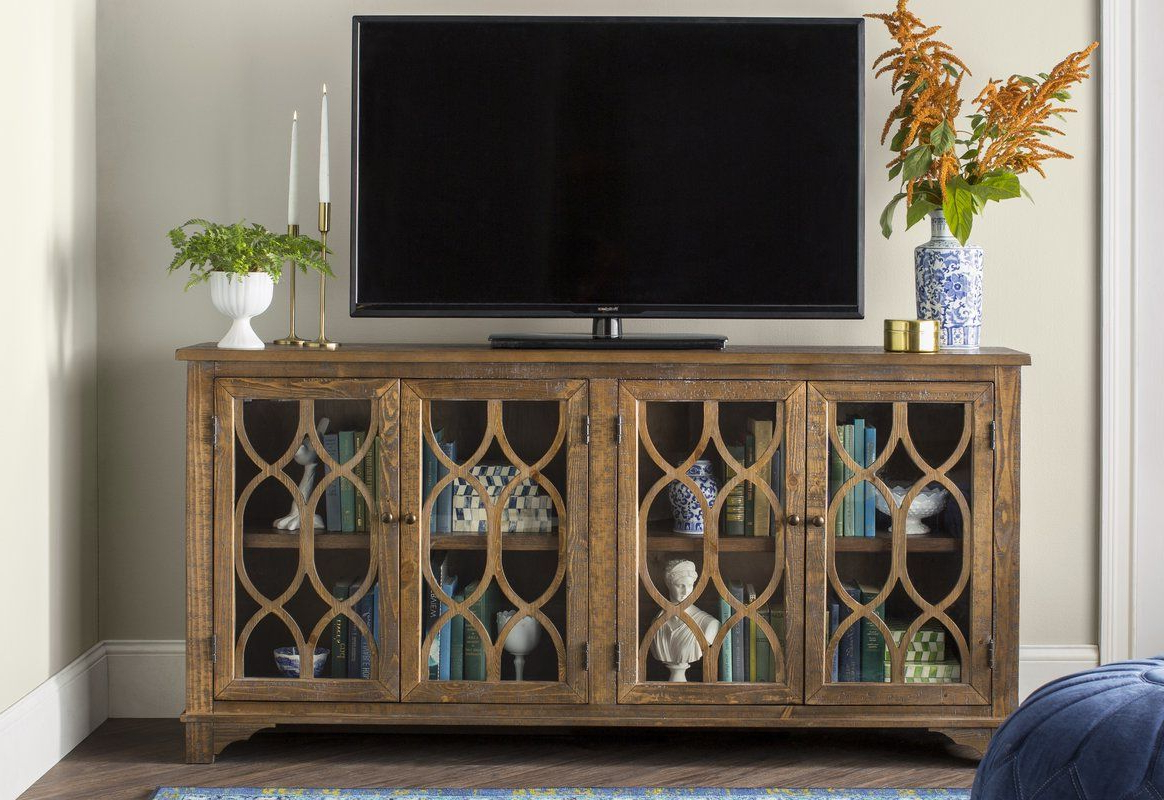 "Most Current Joss And Main Tv Stands For Rachael Tv Stand For Tvs Up To 75"" (View 15 of 20)"