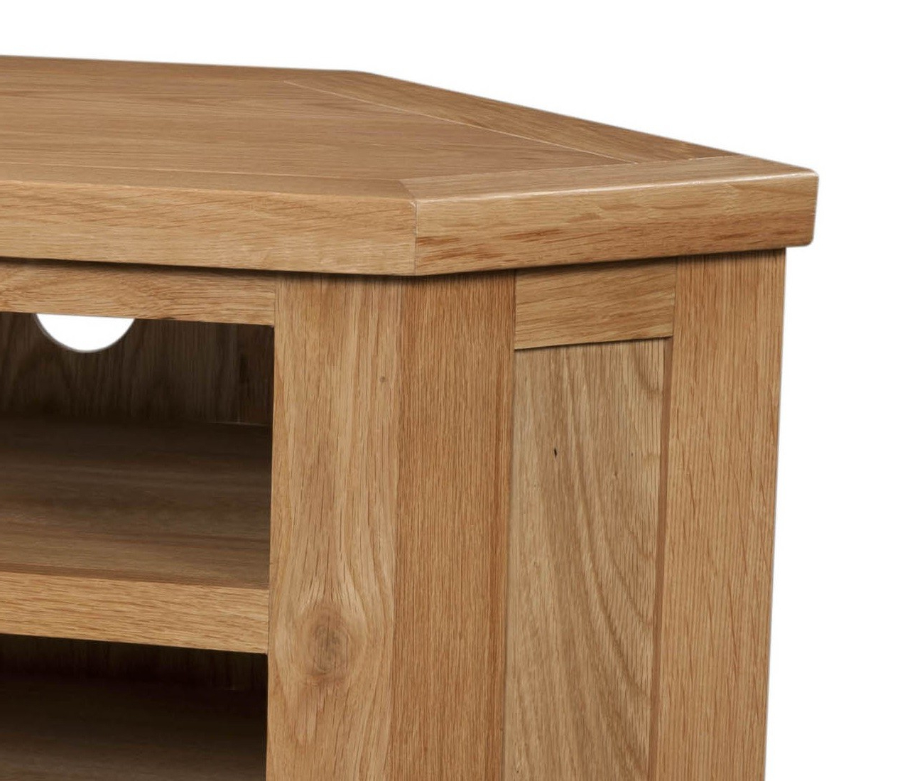 Most Current Light Oak Corner Tv Cabinets For Grasmere Light Oak Corner Tv Unit (View 12 of 20)