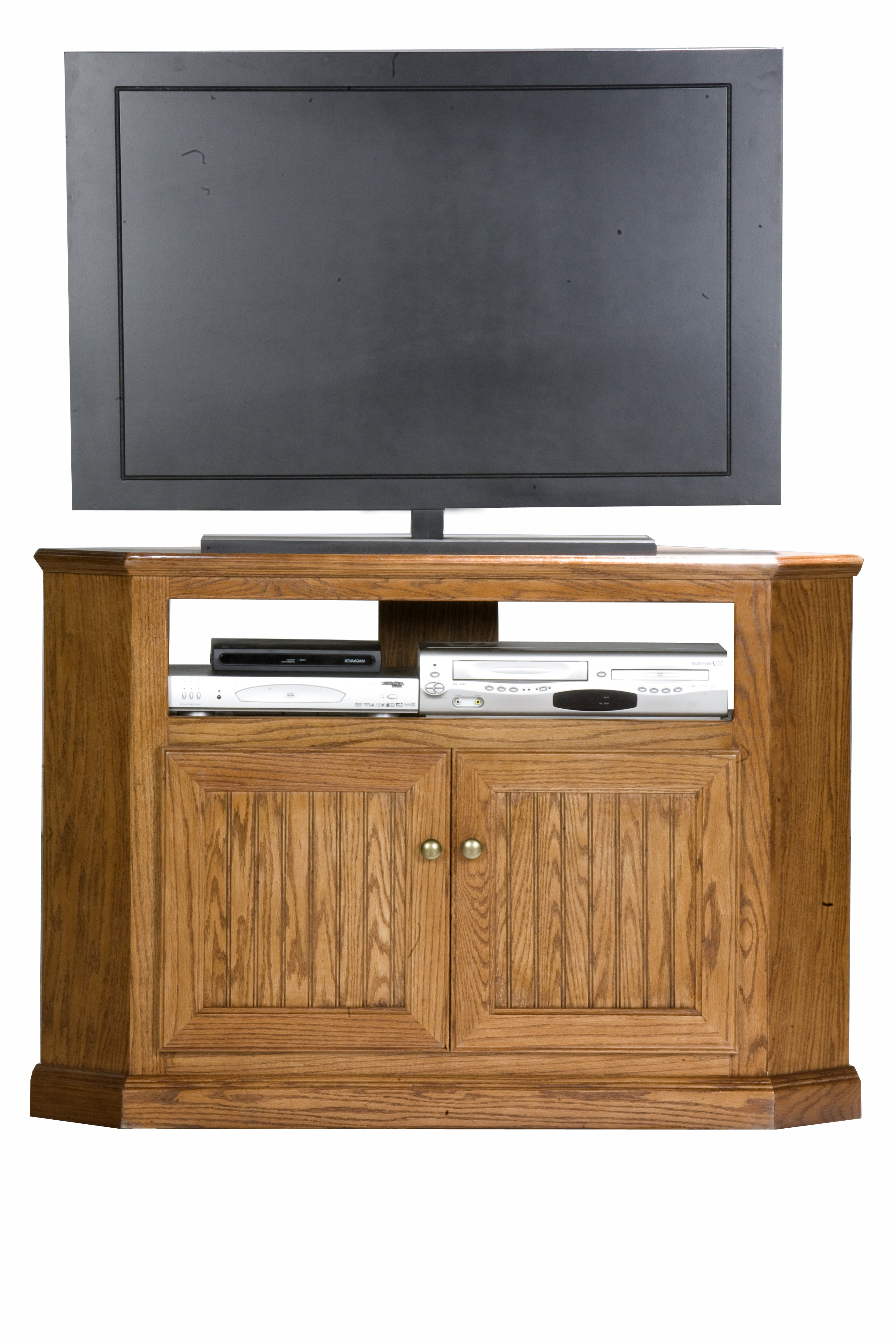 Most Current Low Oak Tv Stands With Regard To Oak Tv Stands You'll Love (Gallery 17 of 20)