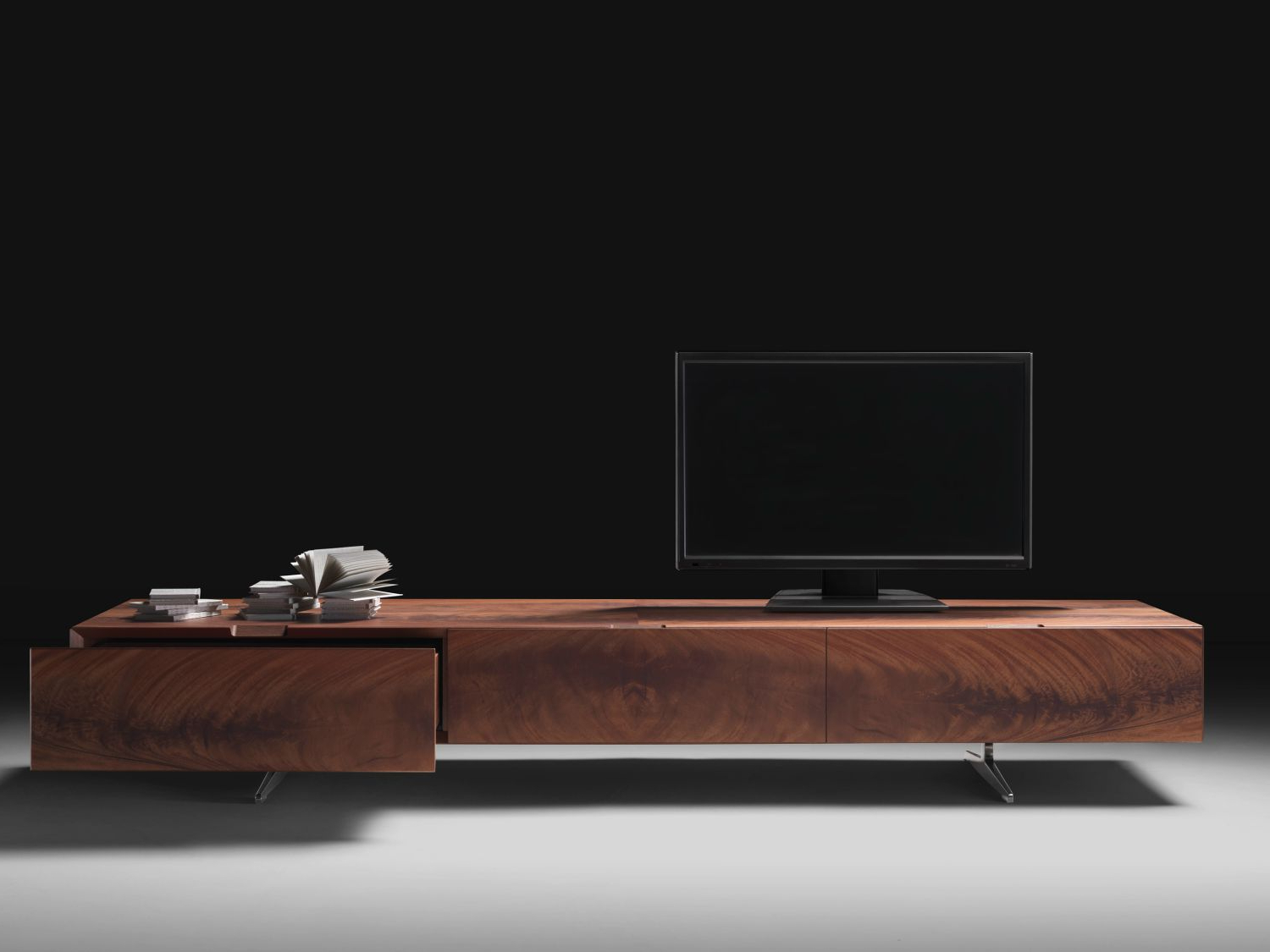 Most Current Low Profile Contemporary Tv Stands Intended For Cabinet White Designs Creative Bedroom Height Recommended Table (View 13 of 20)